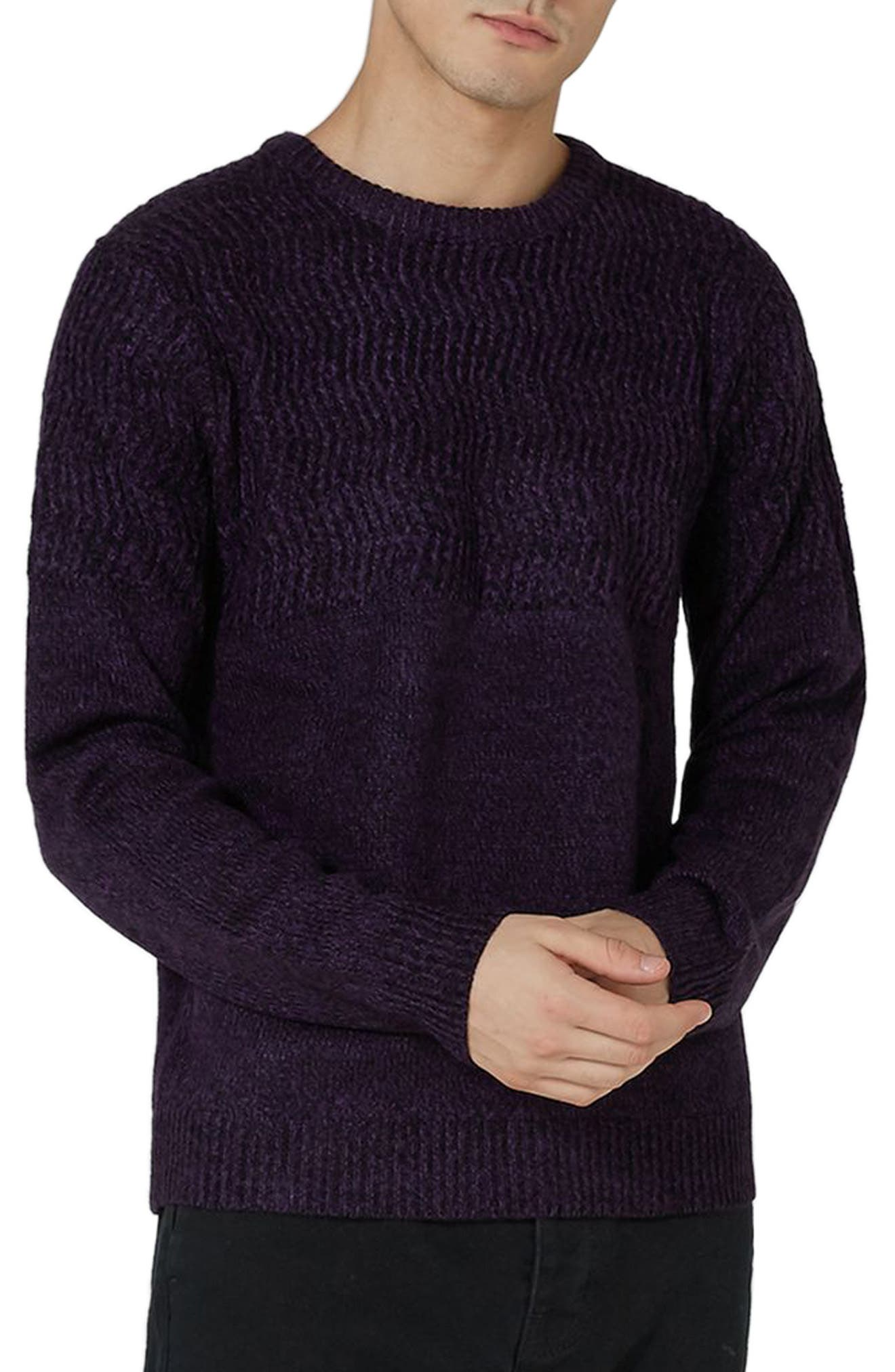 Topman Zigzag Sweater
