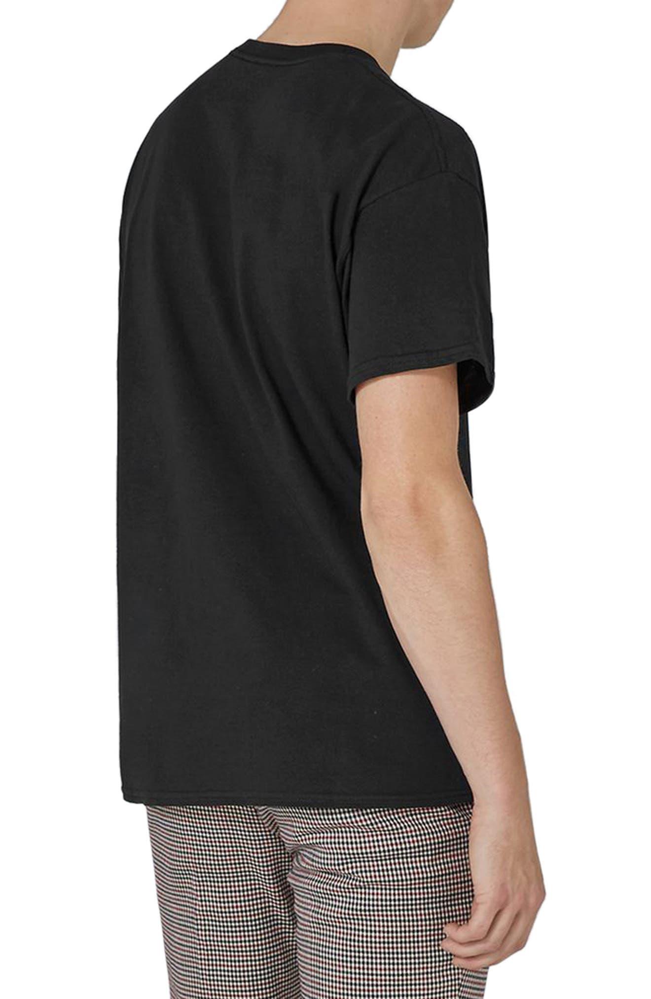 Whitney Houston Graphic T-Shirt,                             Alternate thumbnail 2, color,                             Black Multi