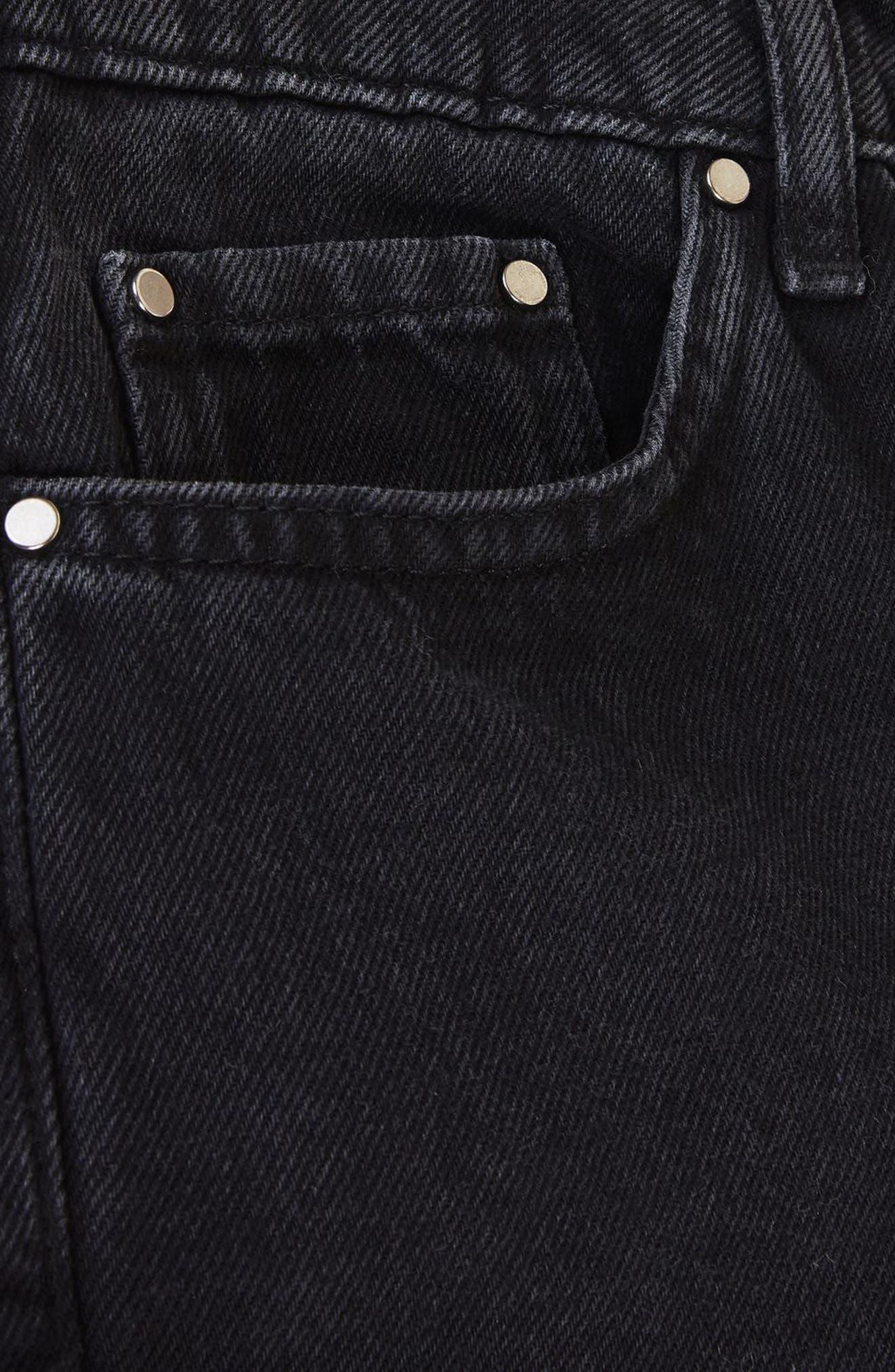 Alternate Image 5  - Topshop Boutique Boyfriend Jeans