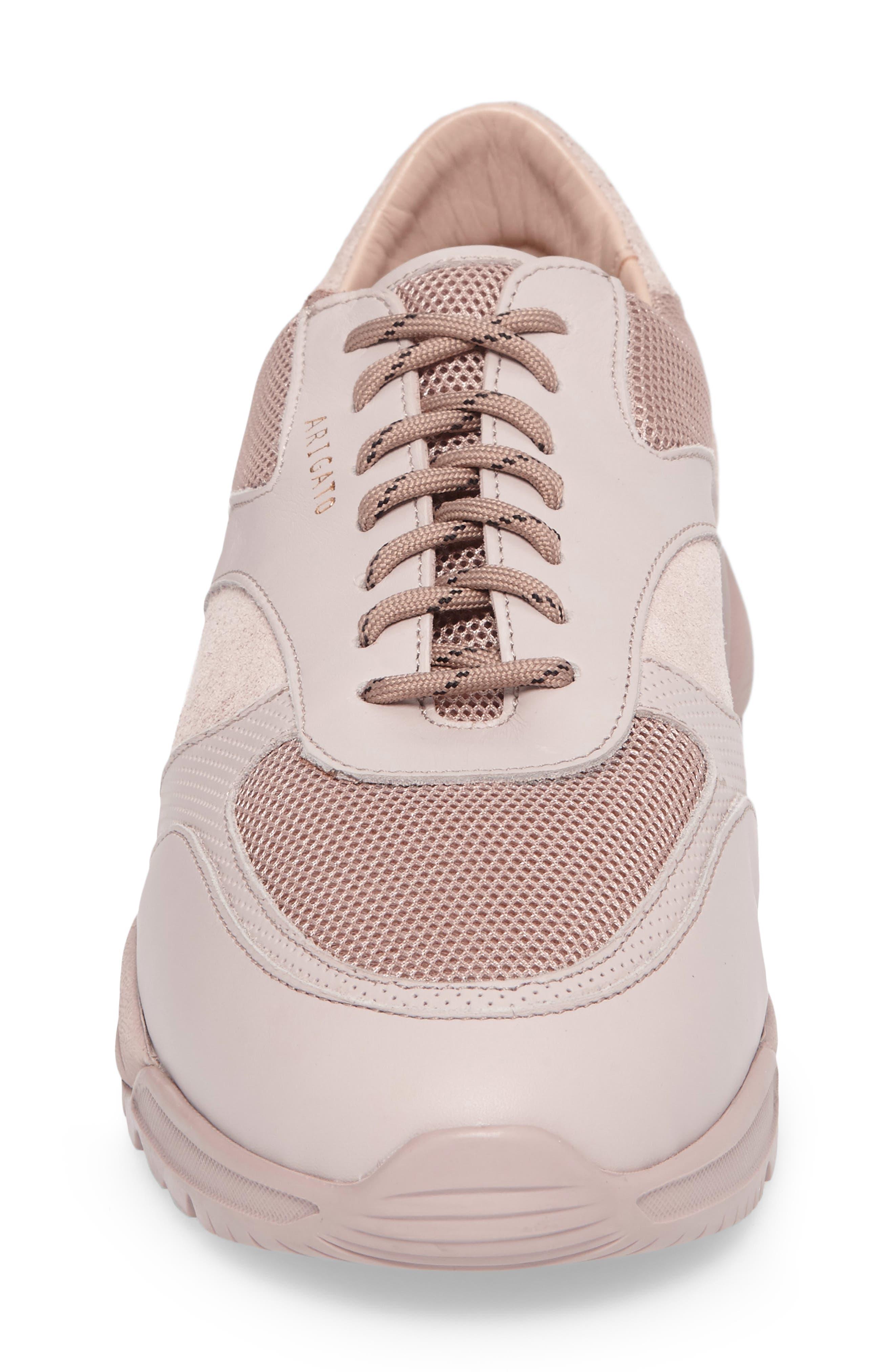 Tech Sneaker,                             Alternate thumbnail 4, color,                             Pale Lilac