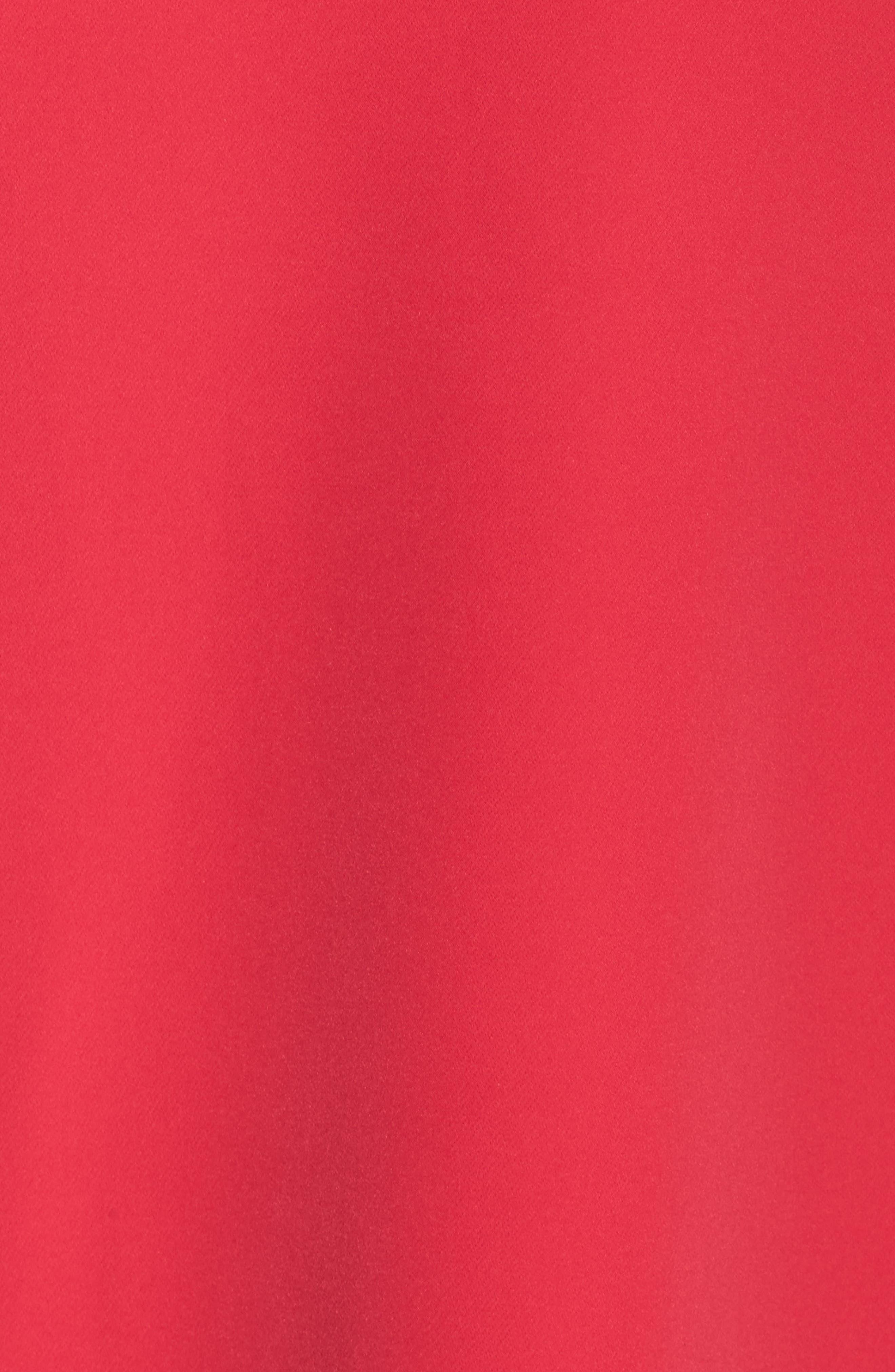 Alternate Image 5  - Charles Henry Ruffle One-Shoulder Dress