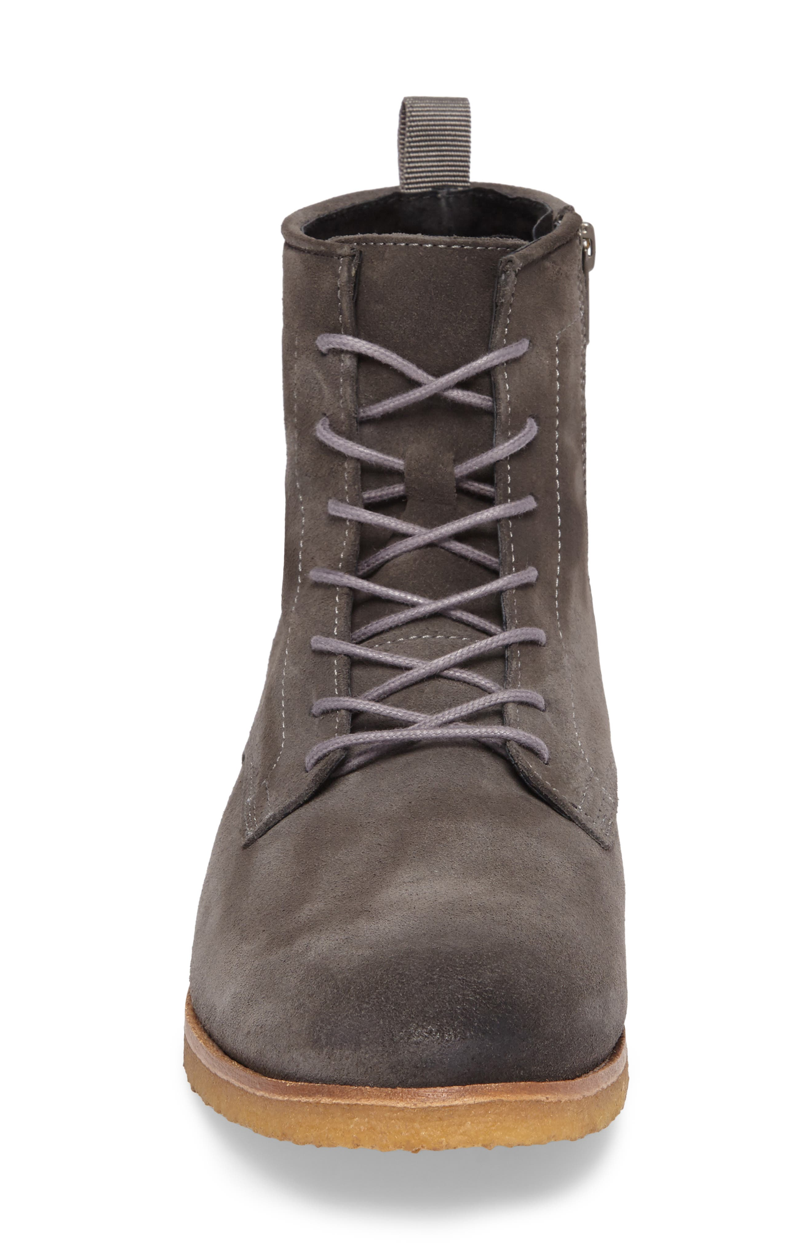 Alternate Image 4  - Supply Lab Jonah Plain Toe Boot (Men)