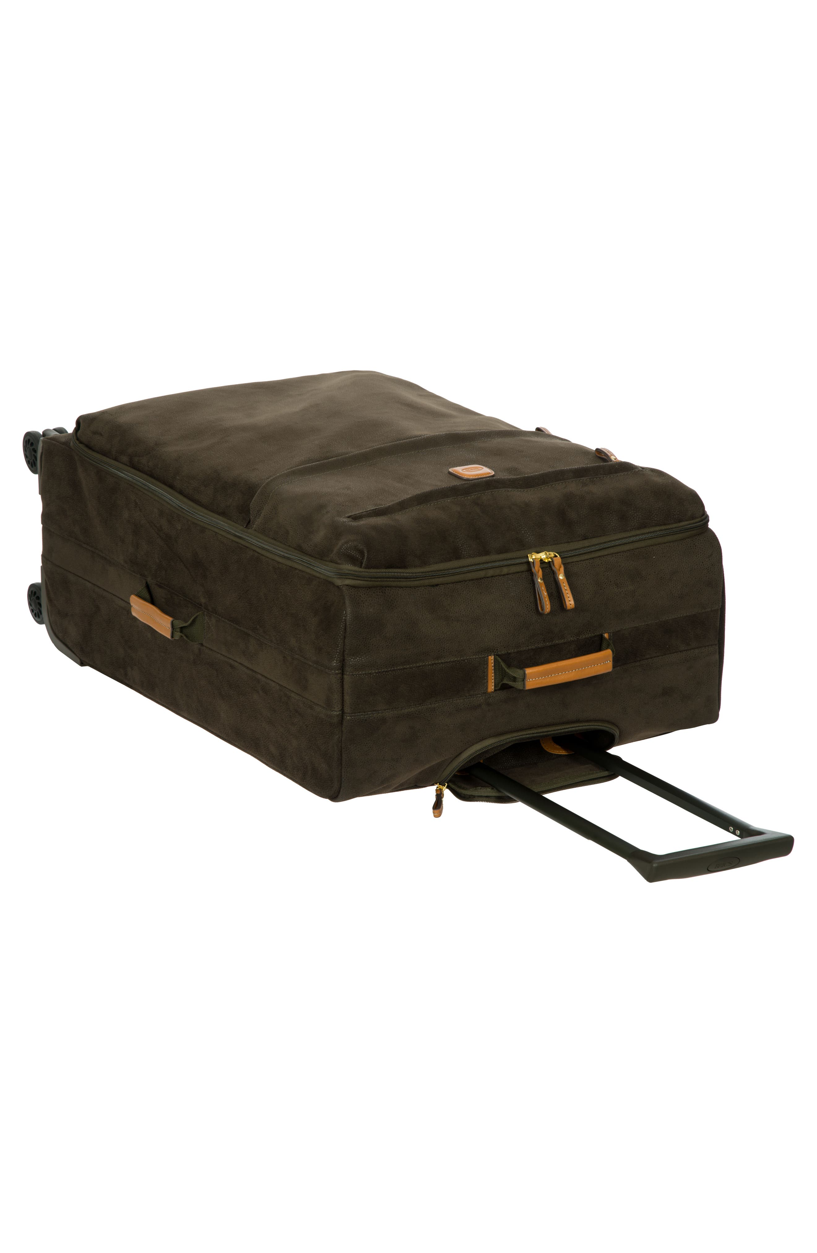 LIFE Collection 30-Inch Wheeled Suitcase,                             Alternate thumbnail 5, color,                             Olive