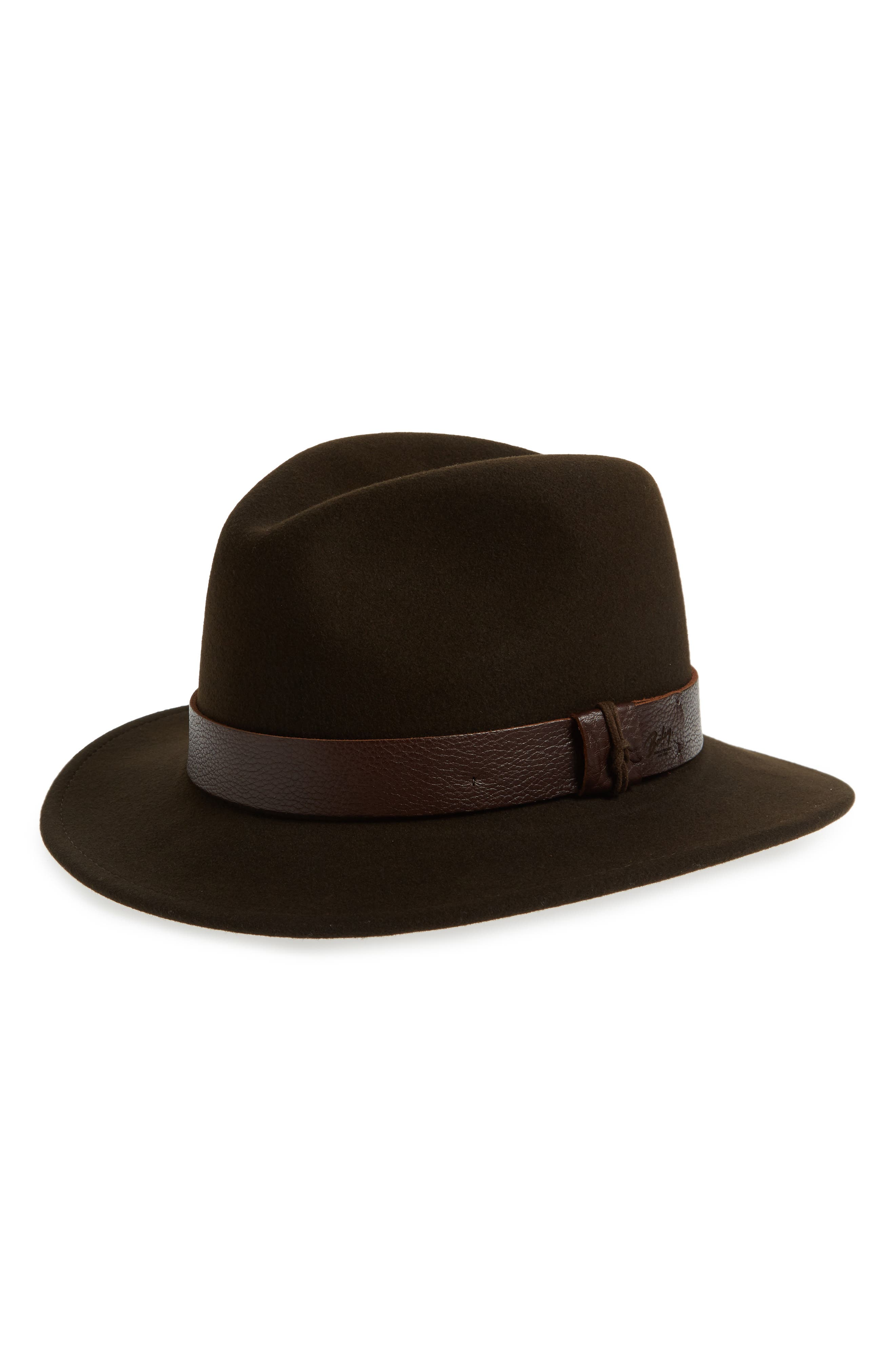 Bailey Prindle Wool Fedora
