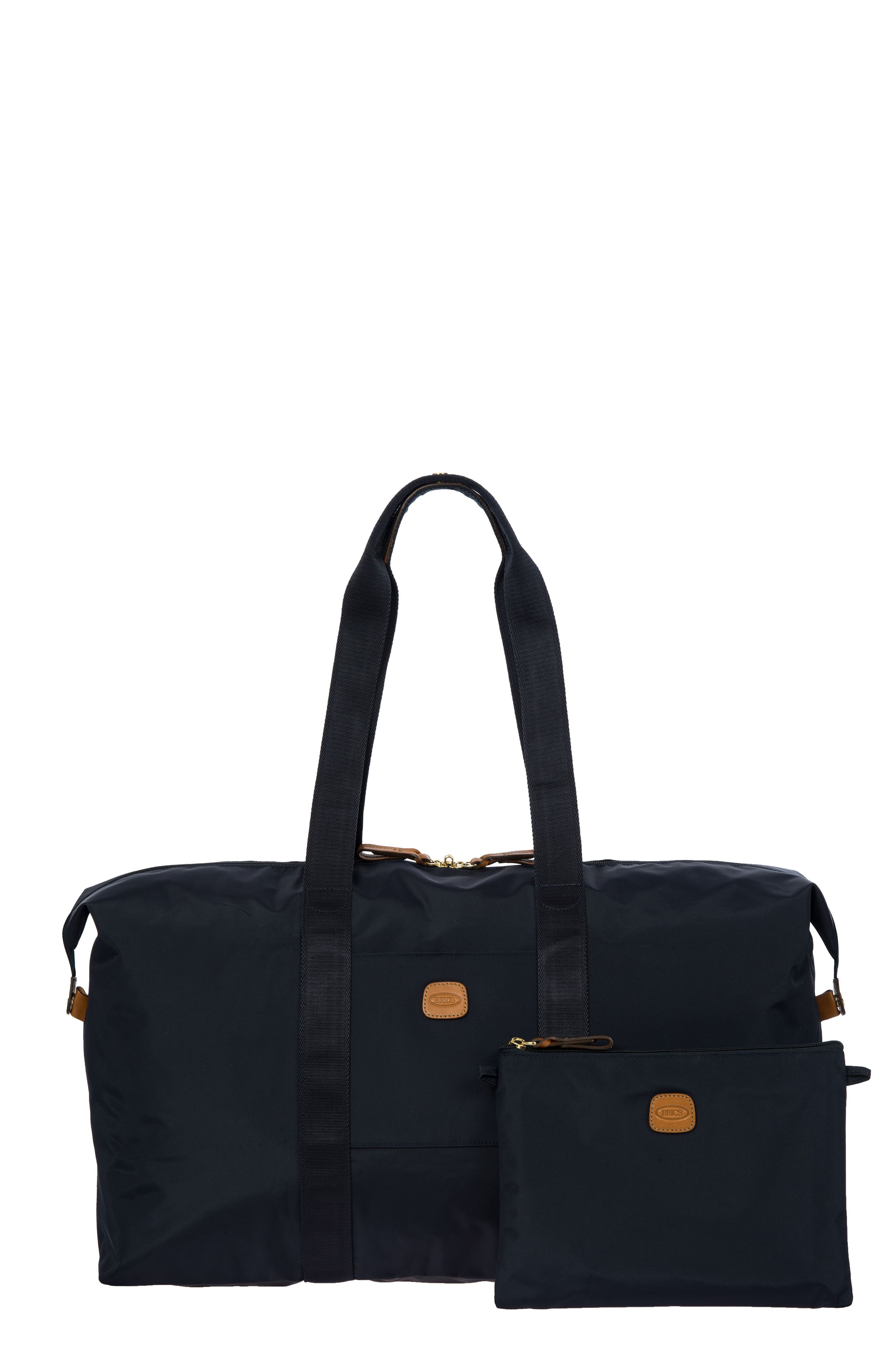 X-Bag 22-Inch Folding Duffel Bag,                             Alternate thumbnail 2, color,                             Navy
