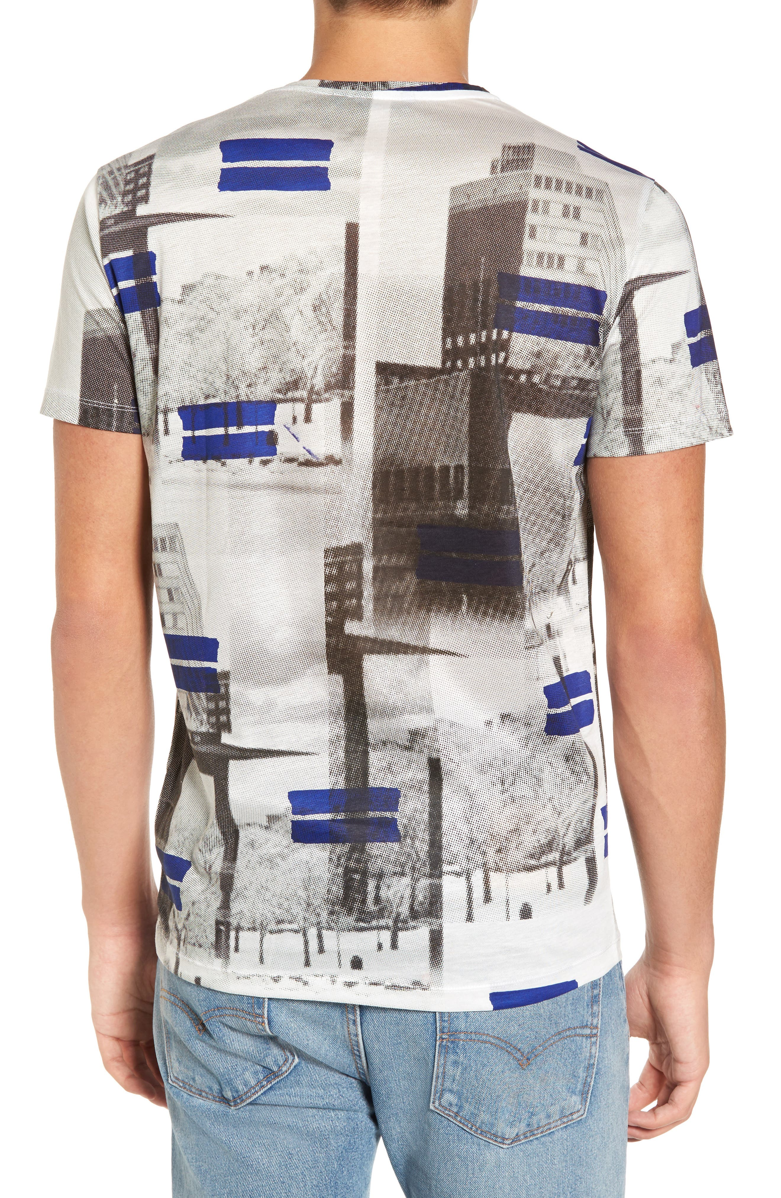 Alternate Image 2  - Antony Morato Graphic T-Shirt