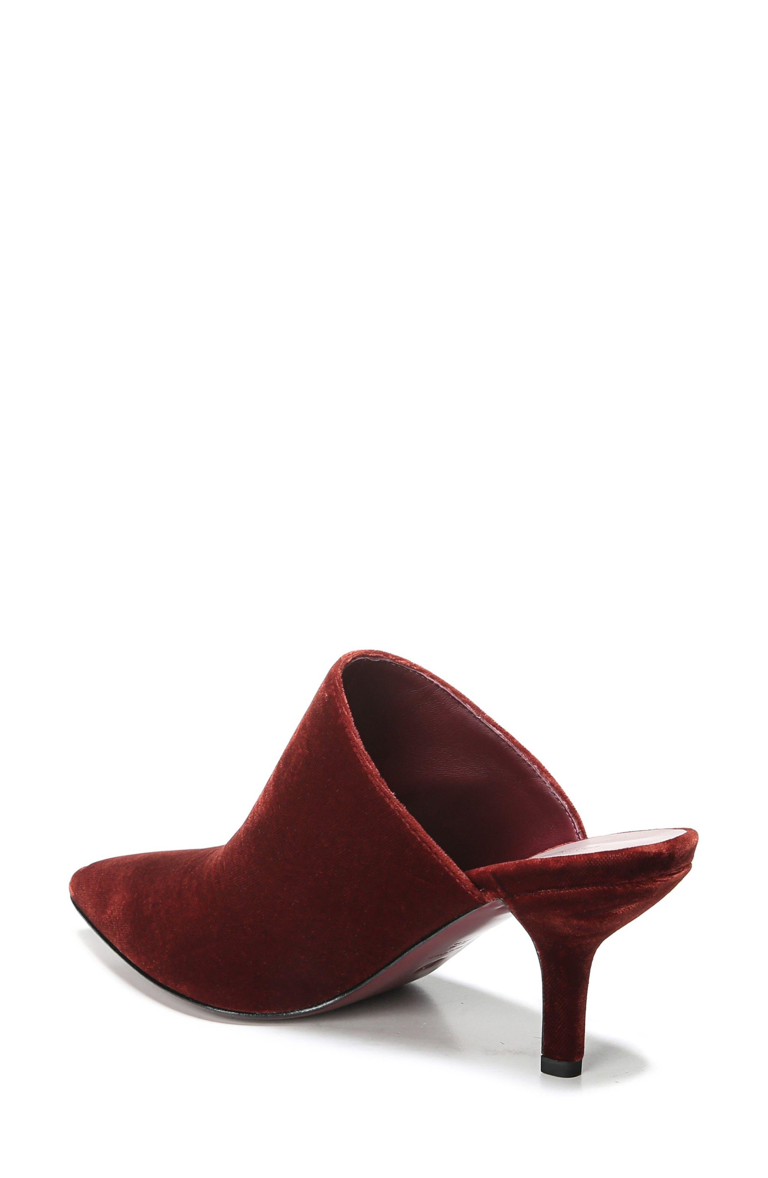 Alternate Image 2  - Diane von Furstenberg Mikaila Pointy Toe Mule (Women)