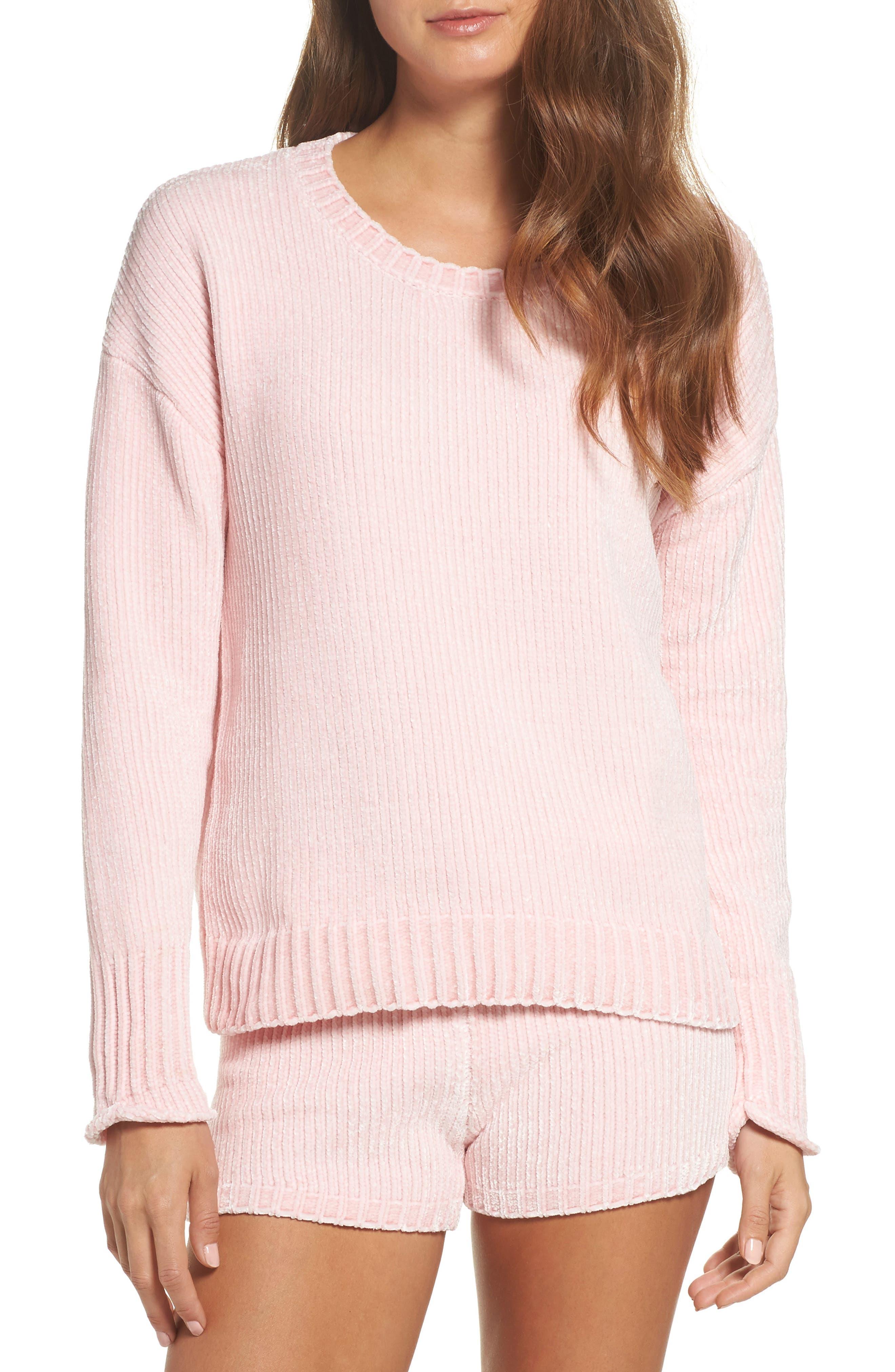 PJ Salvage Chenille Sweater