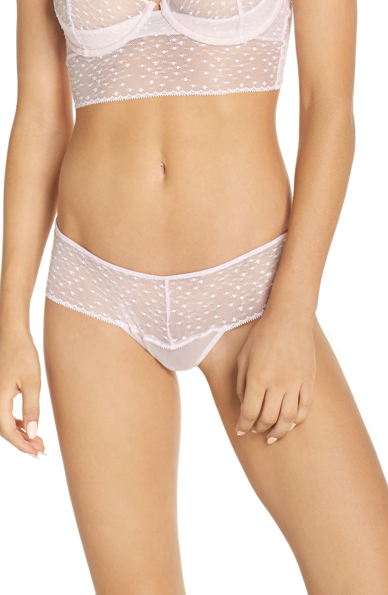 Decoy Cheeky Hipster Briefs,                             Main thumbnail 1, color,                             Light Hearted