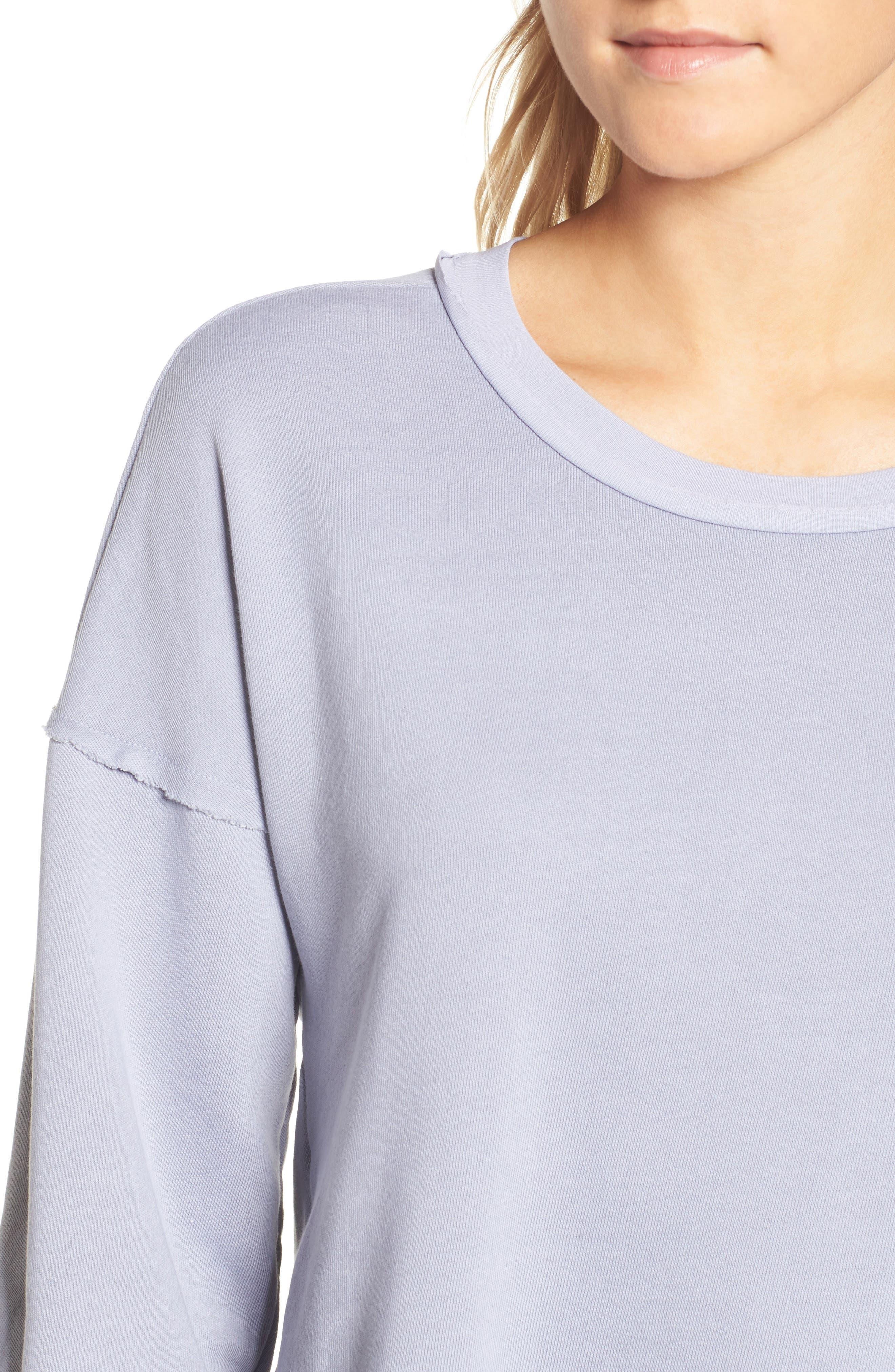 Alternate Image 4  - Stateside Crew Sweatshirt