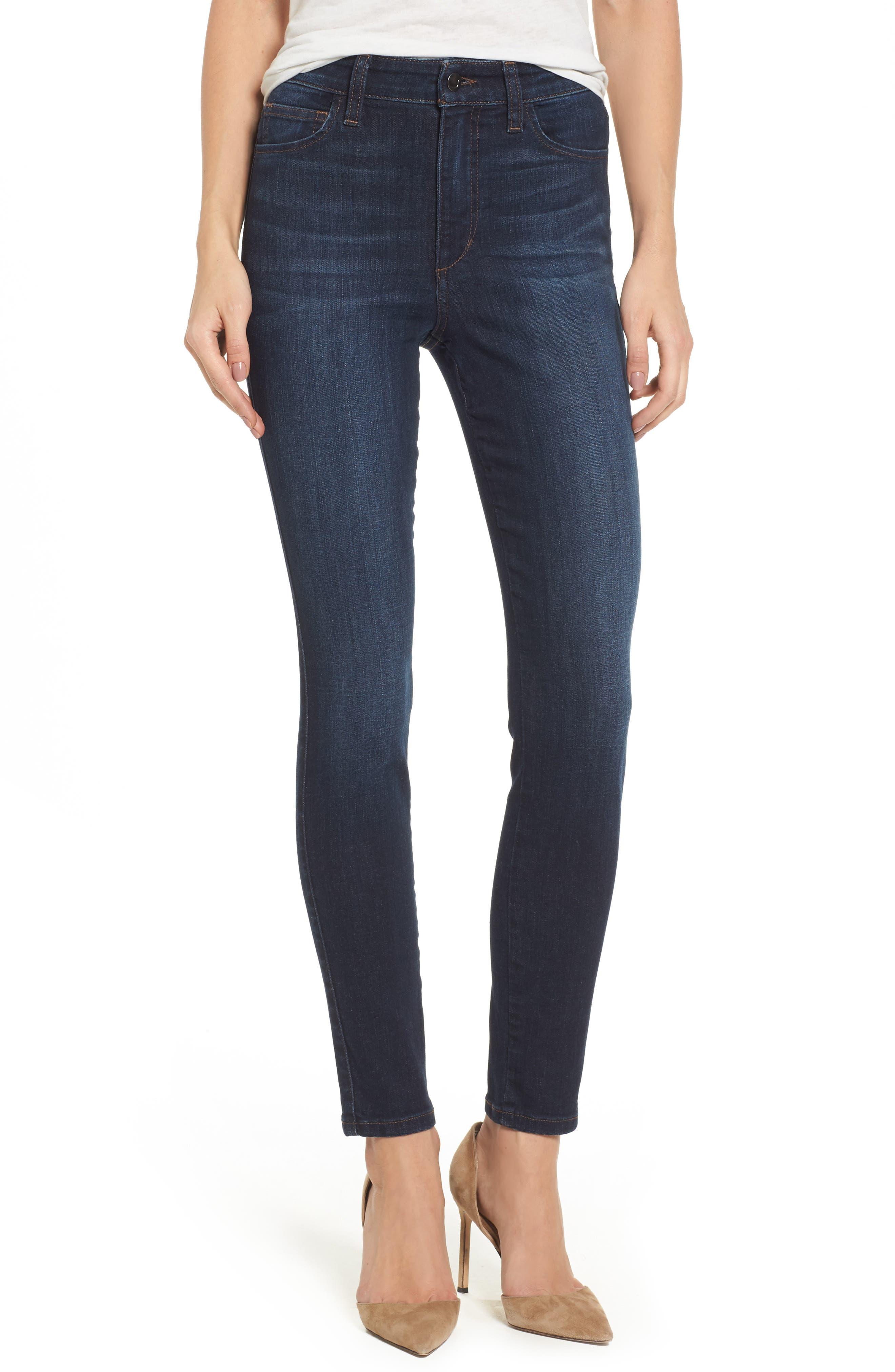Charlie High Waist Skinny Jeans,                         Main,                         color, Narissa