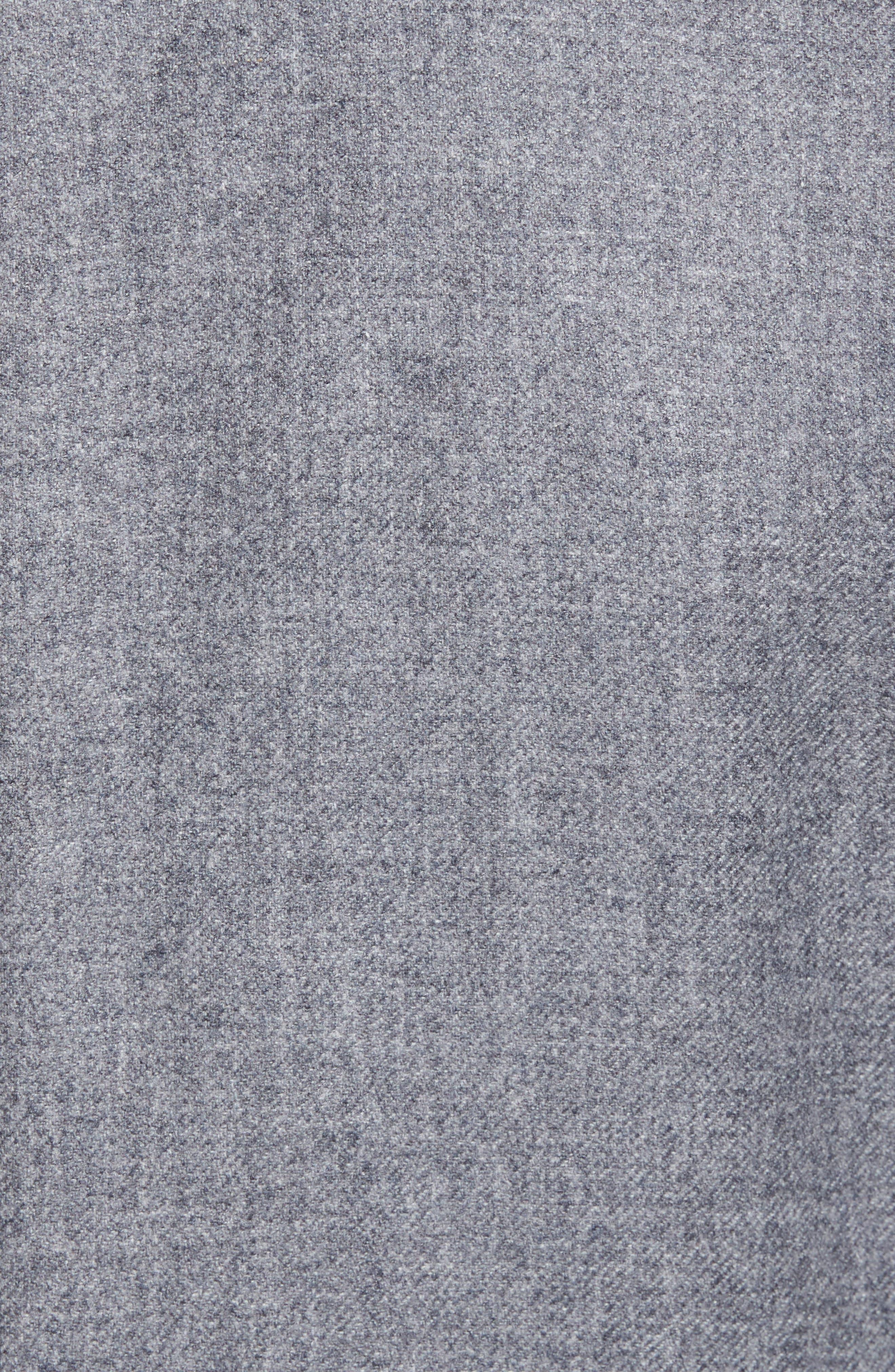 Alternate Image 5  - Hickey Freeman Classic B Fit Wool & Cashmere Blazer