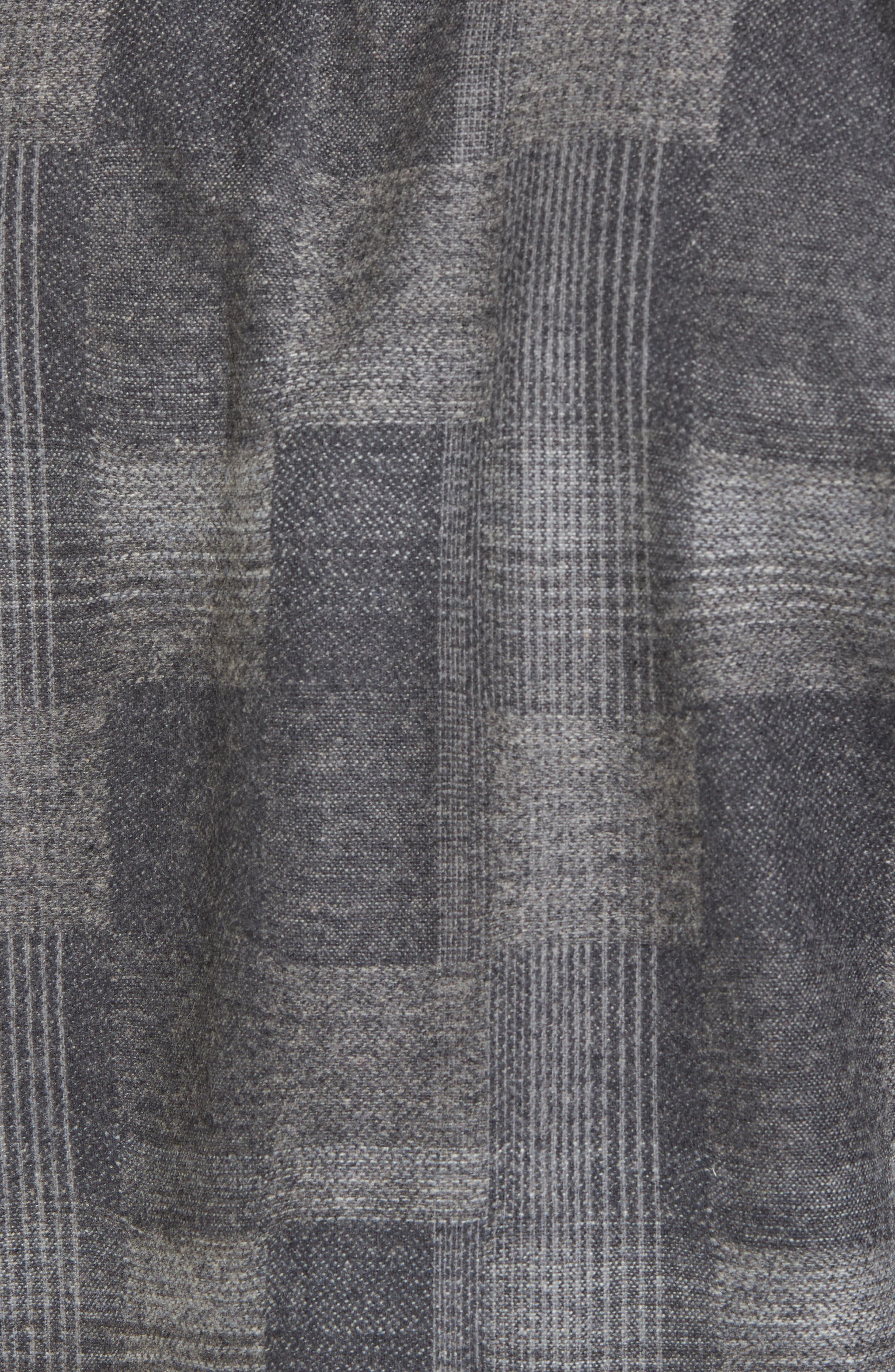 Alternate Image 5  - Pendleton Boro Wool Shirt