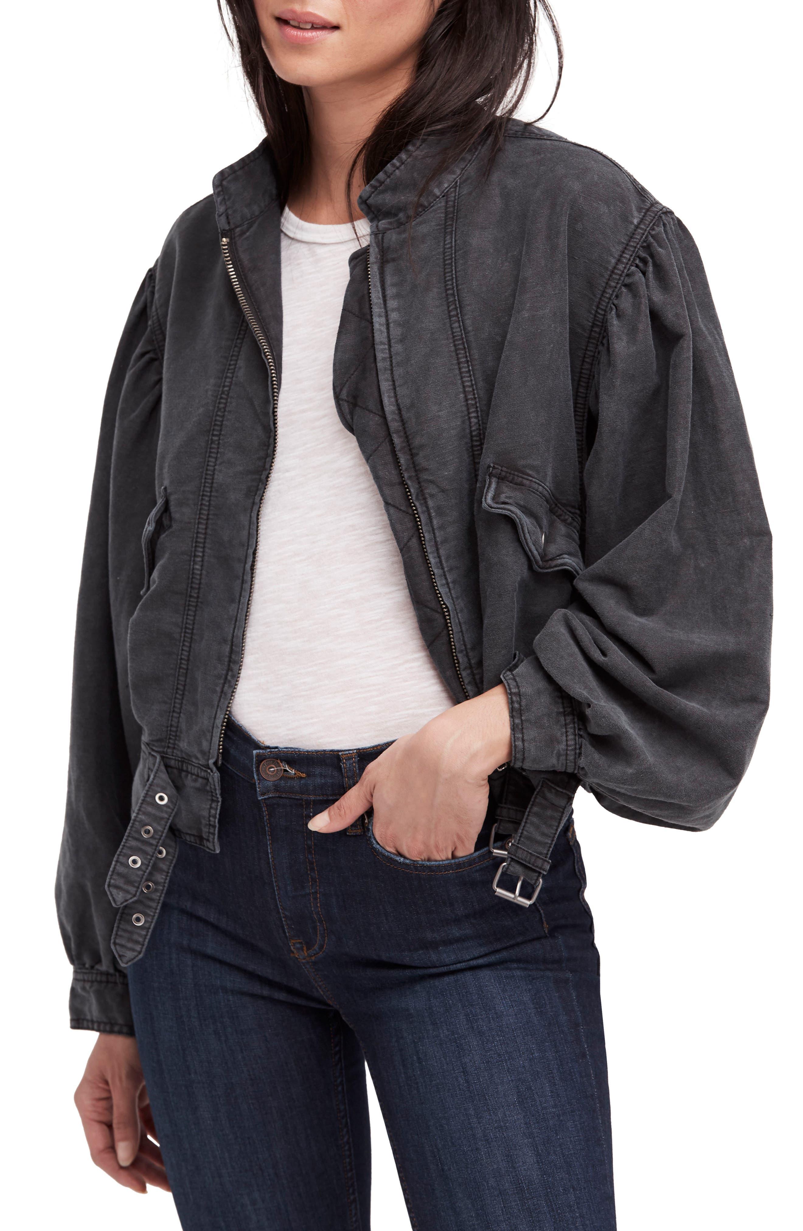 Main Image - Free People Poet Jacket