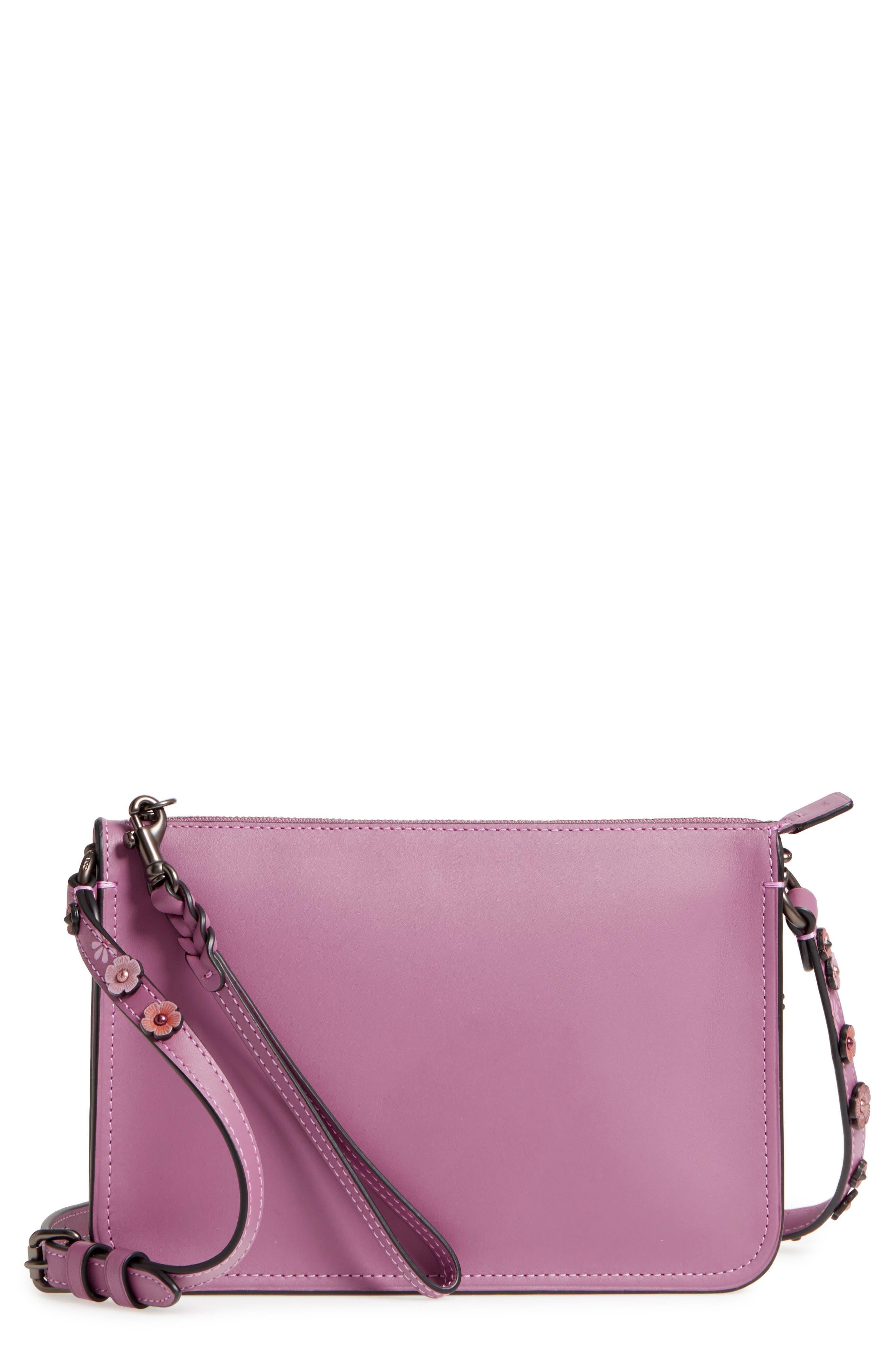 COACH 1941 Tea Rose Soho Leather Crossbody Bag