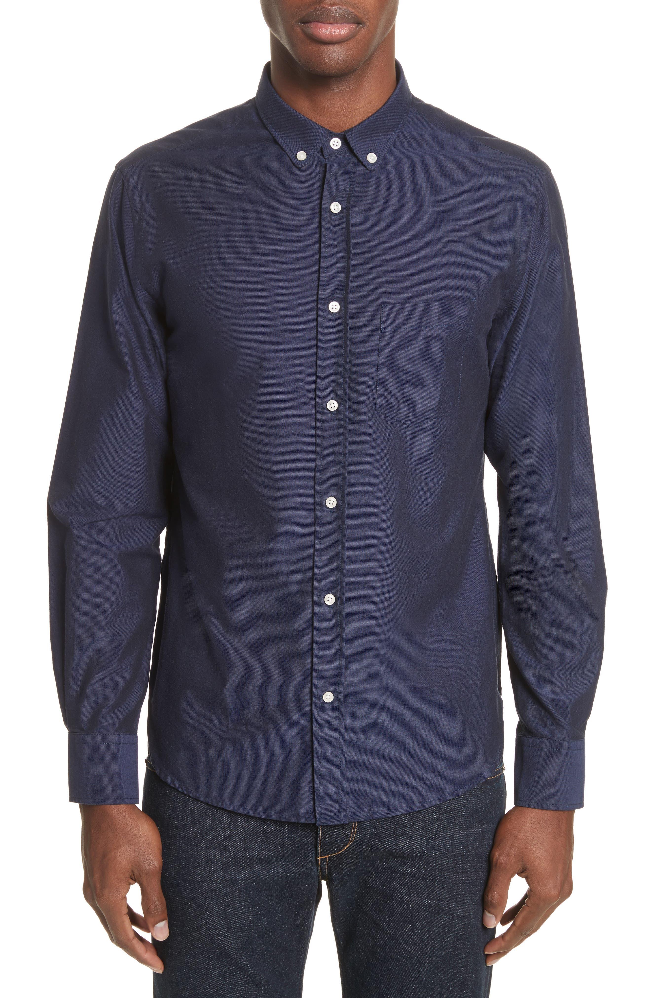 Main Image - Officine Generale Oxford Shirt