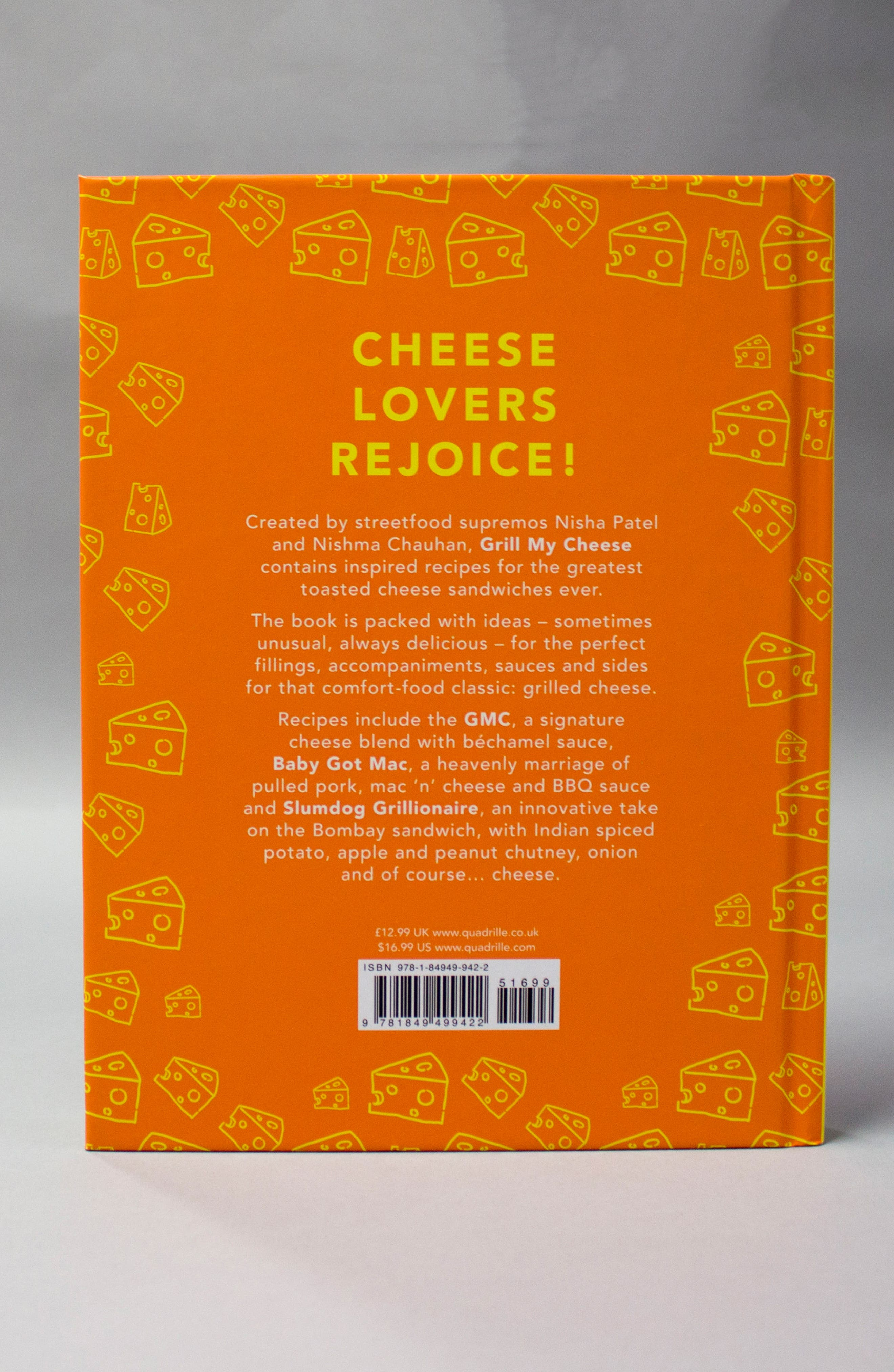 Alternate Image 4  - Grill My Cheese Cookbook