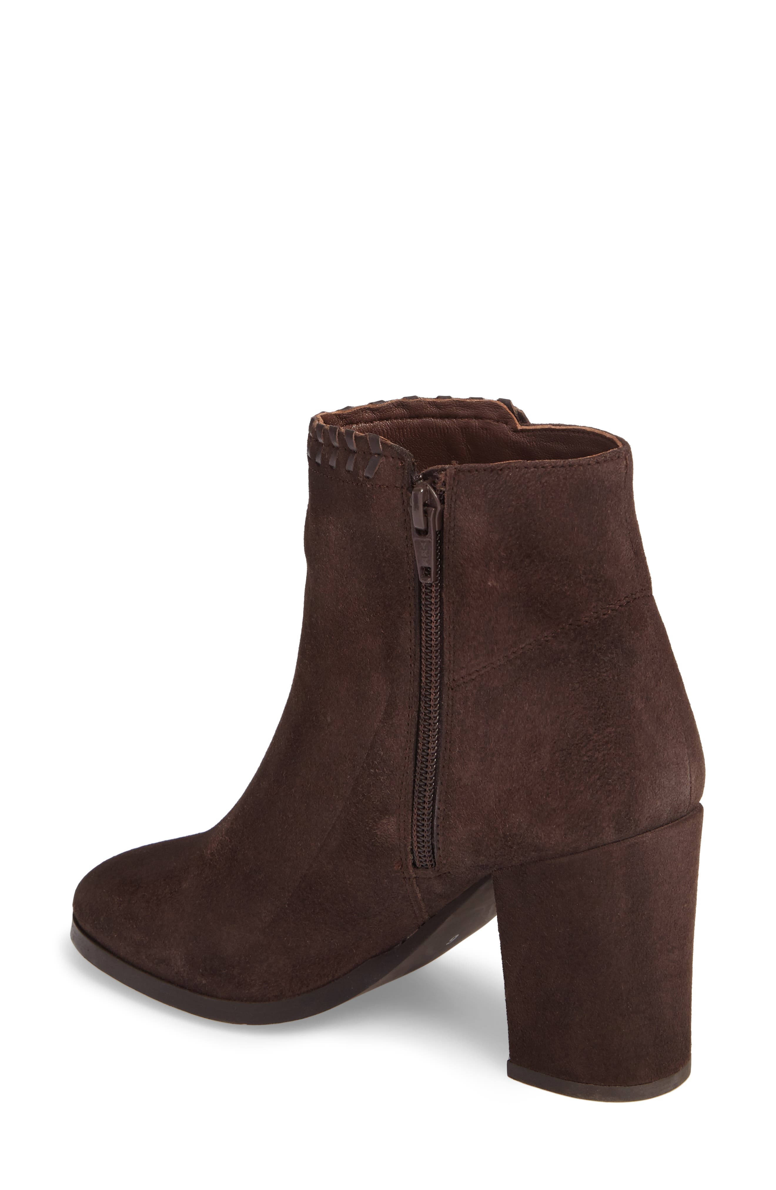 Heavenly Bootie,                             Alternate thumbnail 2, color,                             Taupe Suede