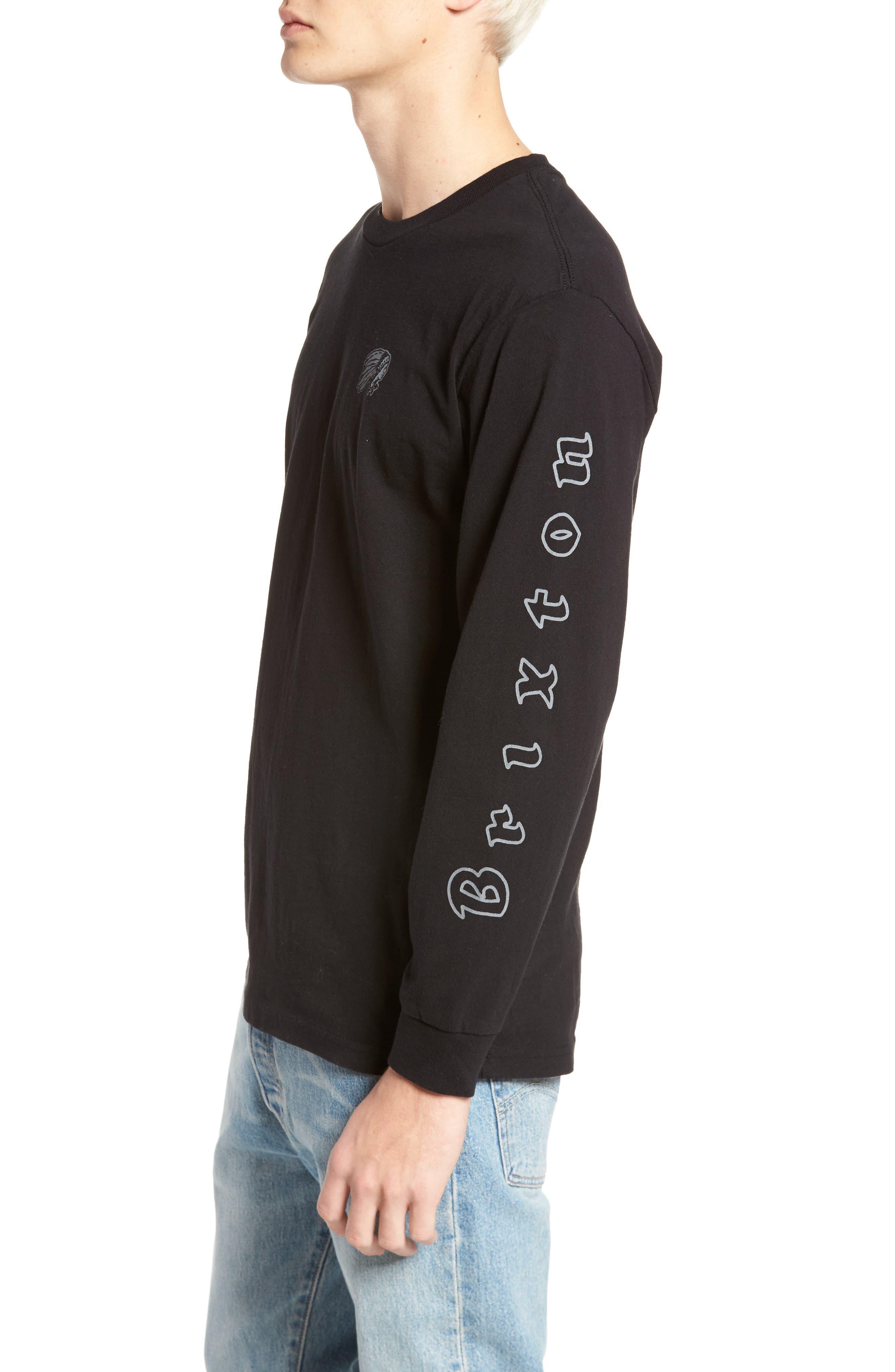 Alternate Image 3  - Brixton Primo T-Shirt