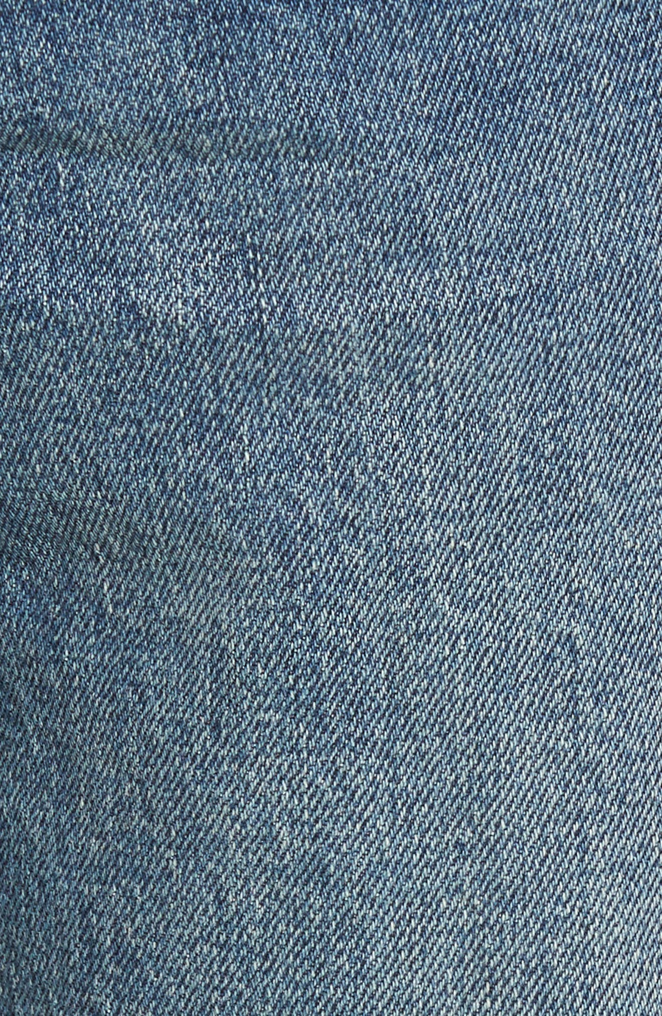 Slim Fit Jeans,                             Alternate thumbnail 5, color,                             Olson