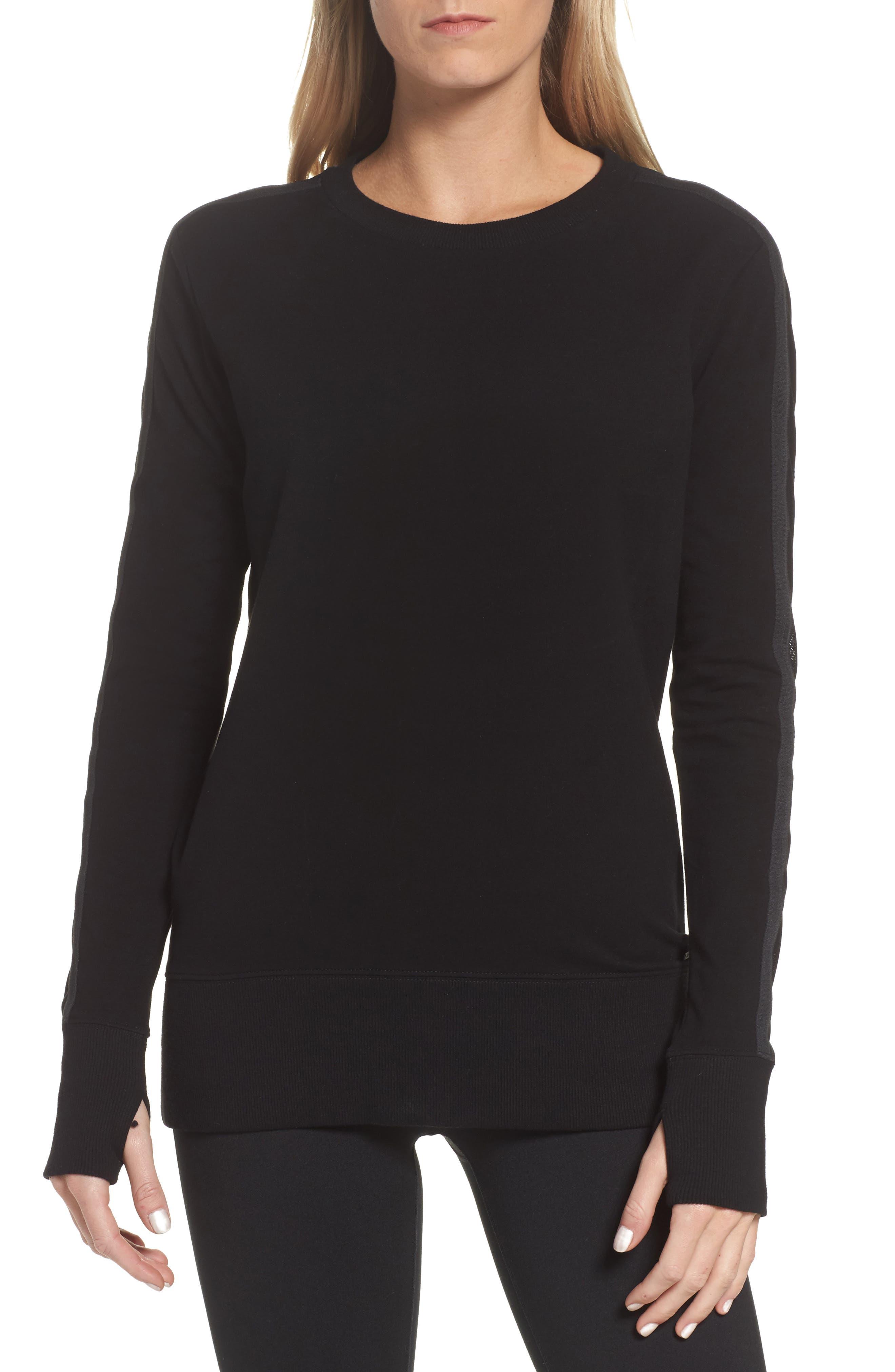 Alternate Image 1 Selected - Blanc Noir Social Sweatshirt