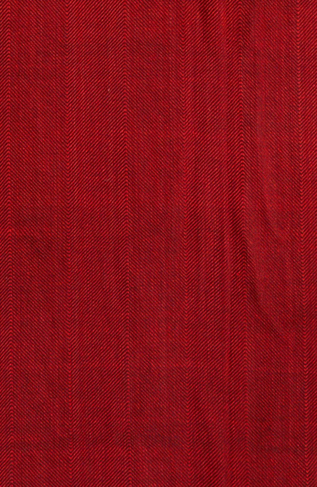 Alternate Image 4  - Eileen Fisher Woven Stripe Scarf