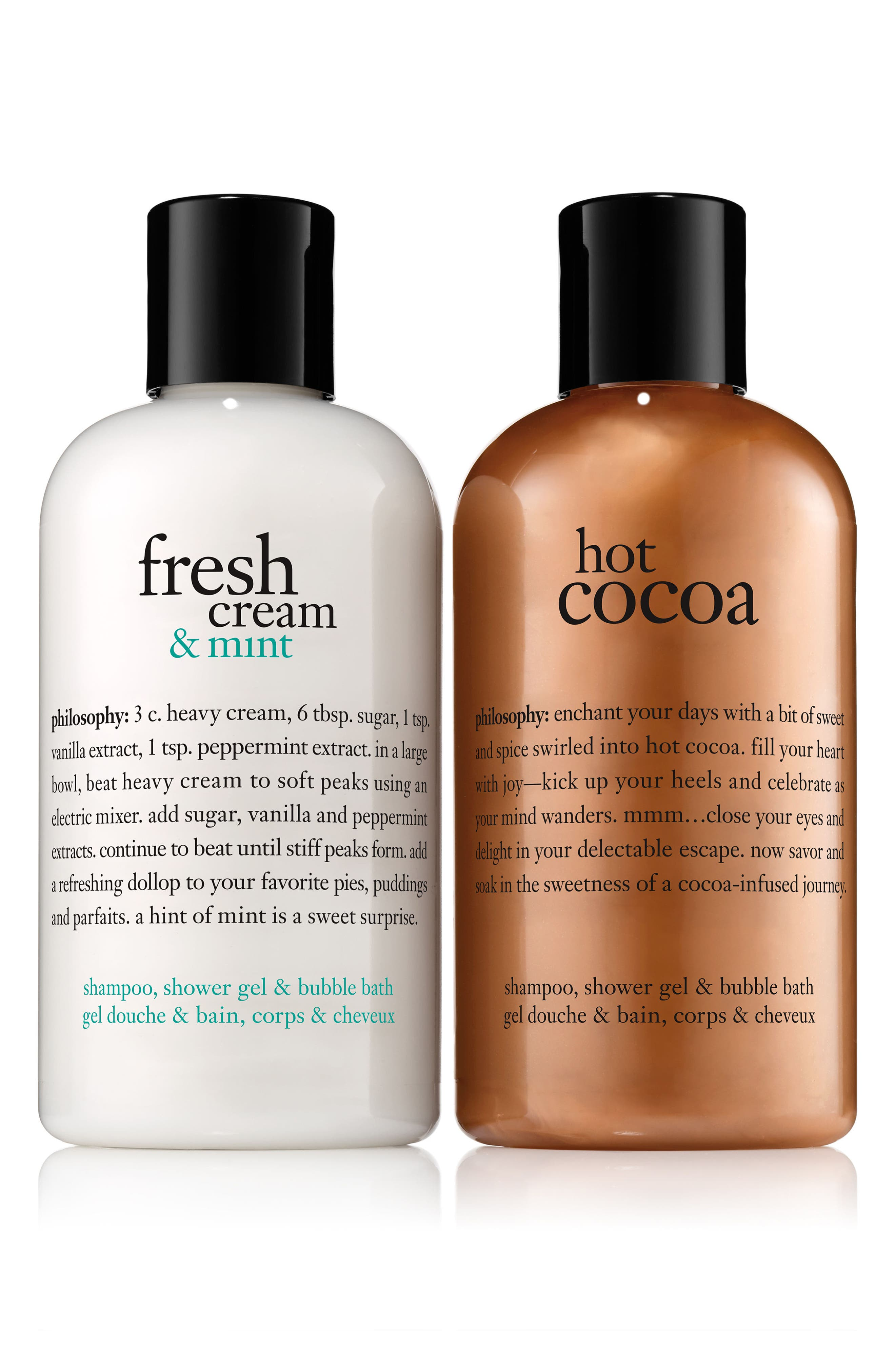 Alternate Image 2  - philosophy mint chocolate treat express duo (Limited Edition)