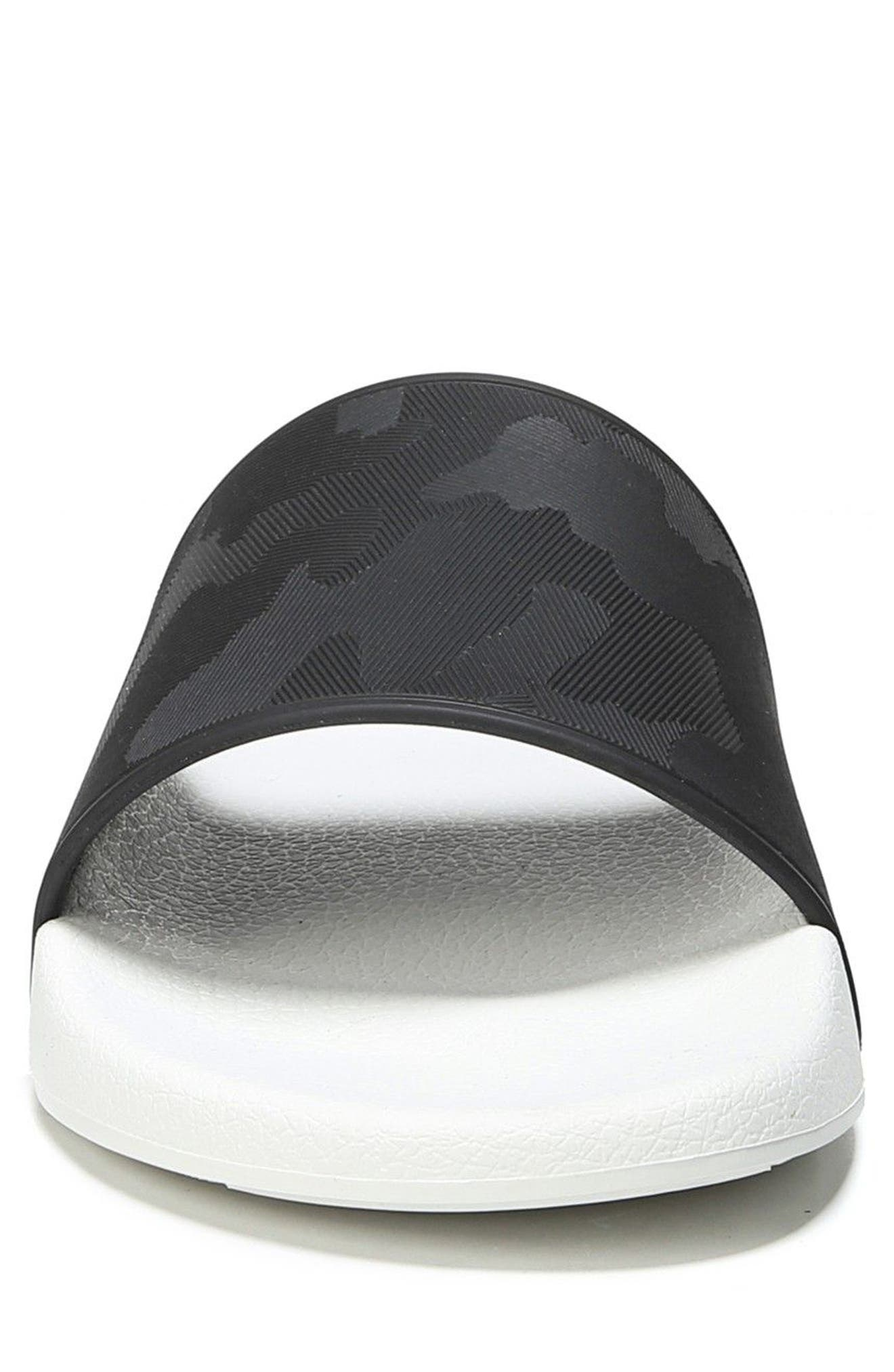 Westcoast-2 Slide Sandal,                             Alternate thumbnail 4, color,                             Black