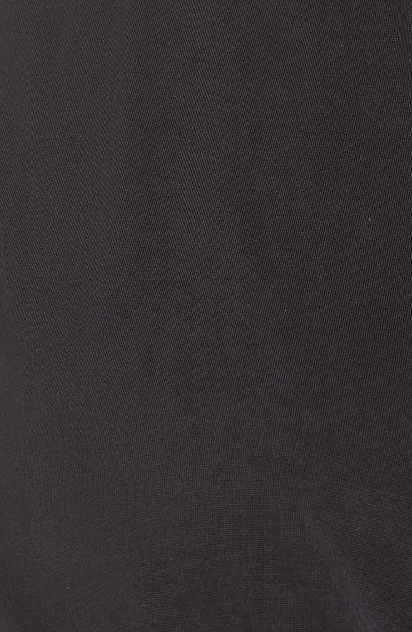 Alternate Image 5  - Sejour Faux Wrap Bodysuit (Plus Size)