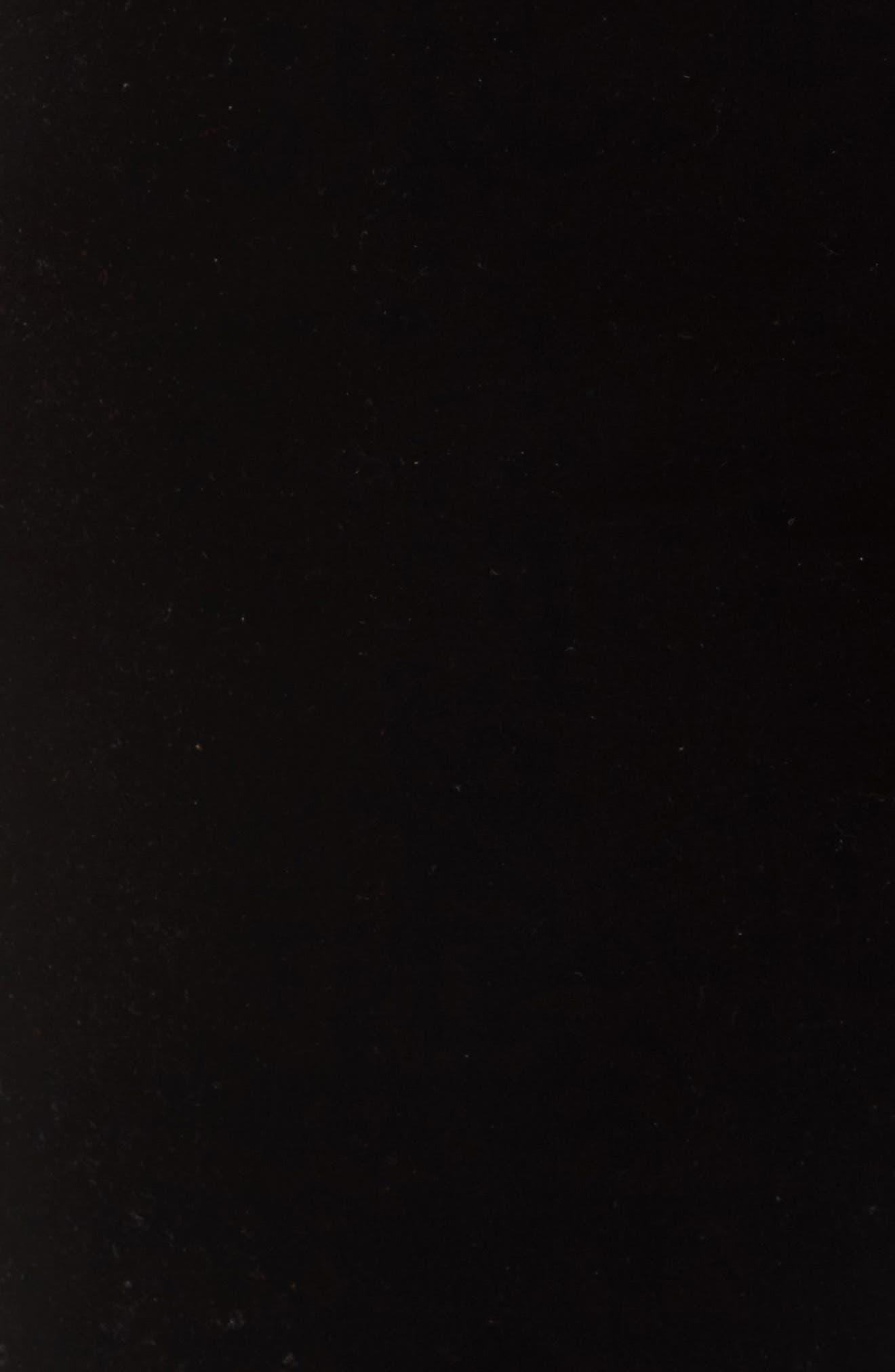 Alternate Image 5  - ELVI Black Velvet Trousers (Plus Size)
