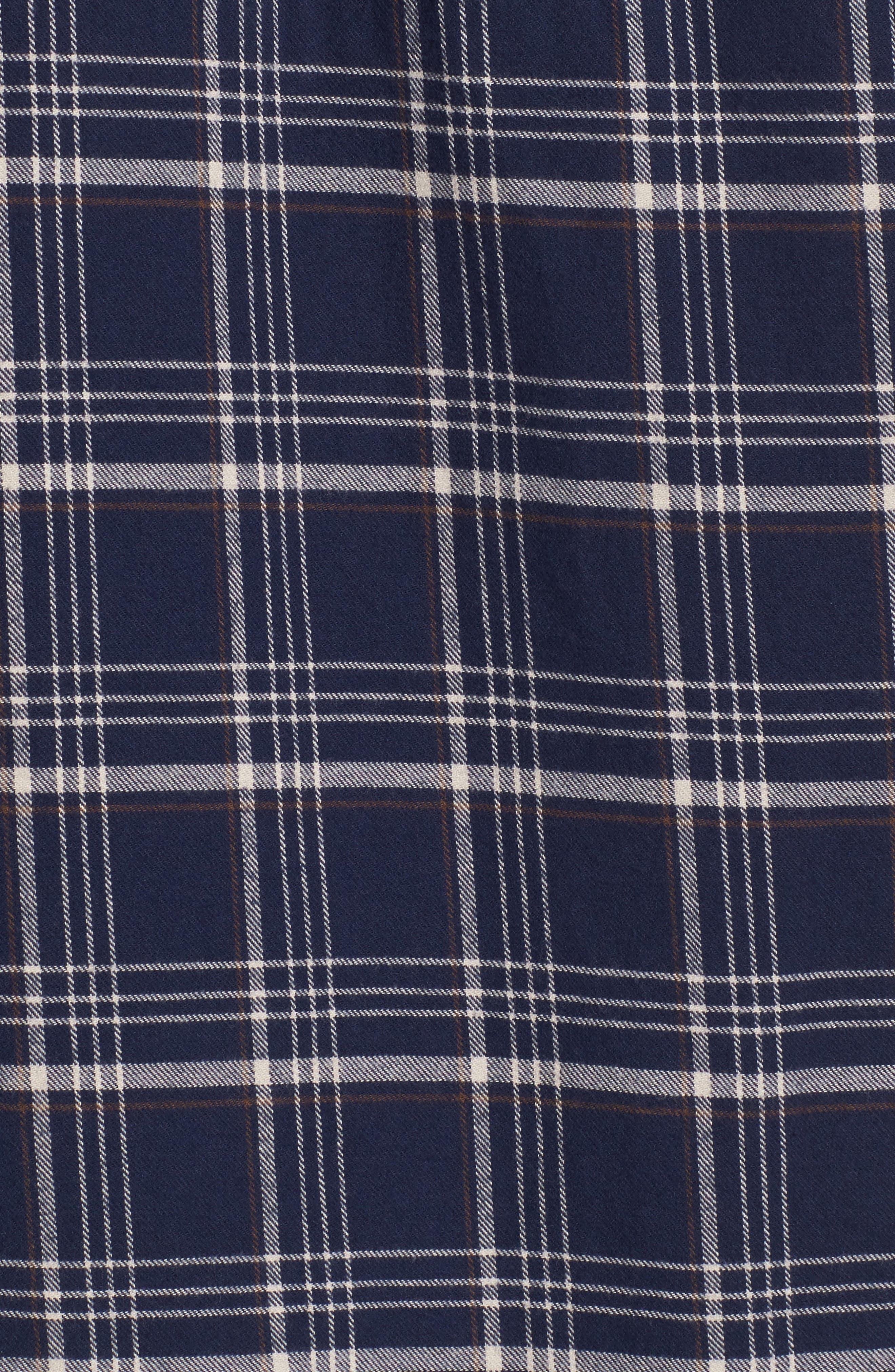 Alternate Image 5  - Barney Cools Cabin Plaid Shirt