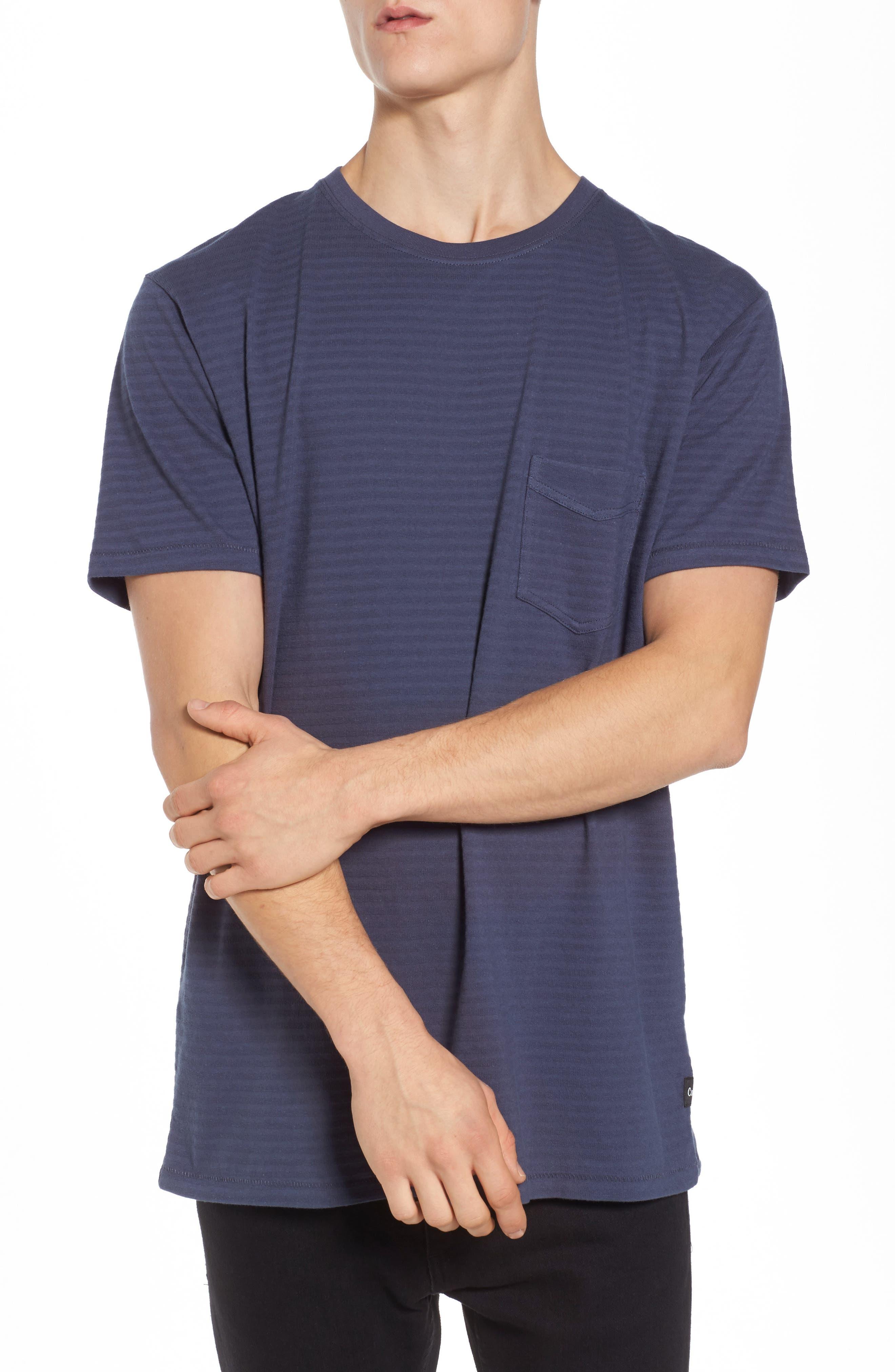 B. Elusive Pocket T-Shirt,                             Main thumbnail 1, color,                             Slate