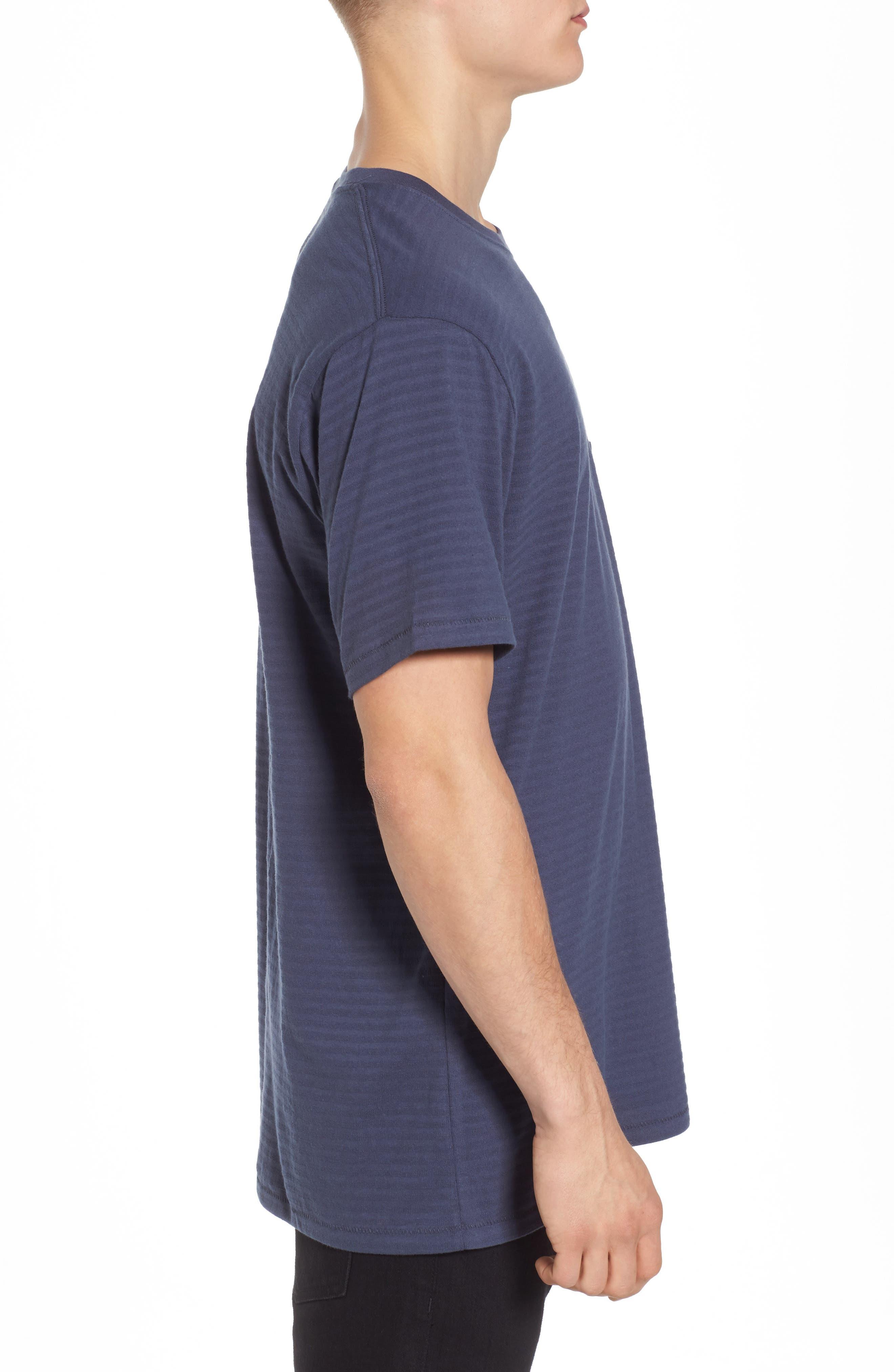 B. Elusive Pocket T-Shirt,                             Alternate thumbnail 3, color,                             Slate