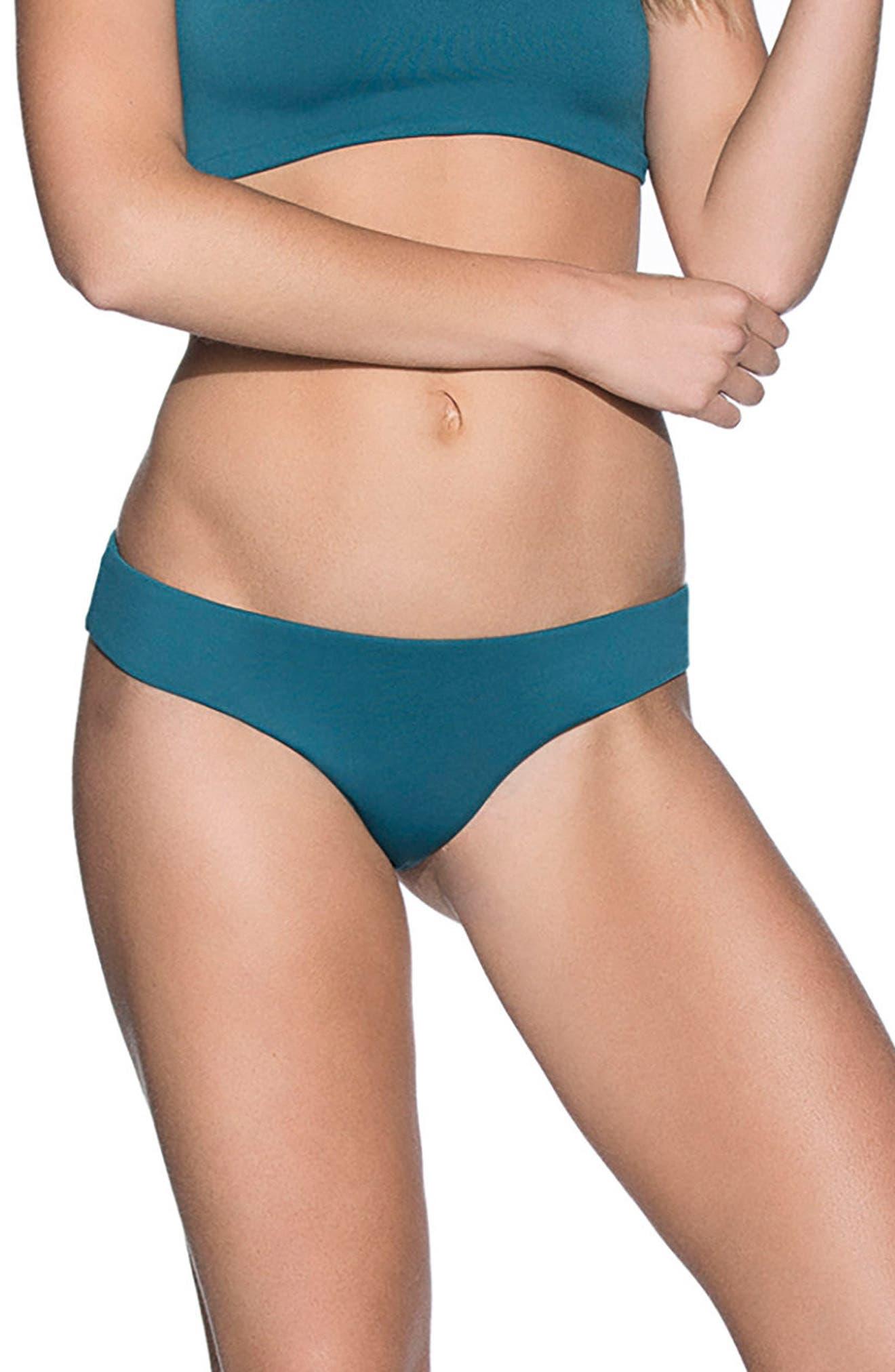 Maaji Everglade Sublime Signature Cut Reversible Bikini Bottoms