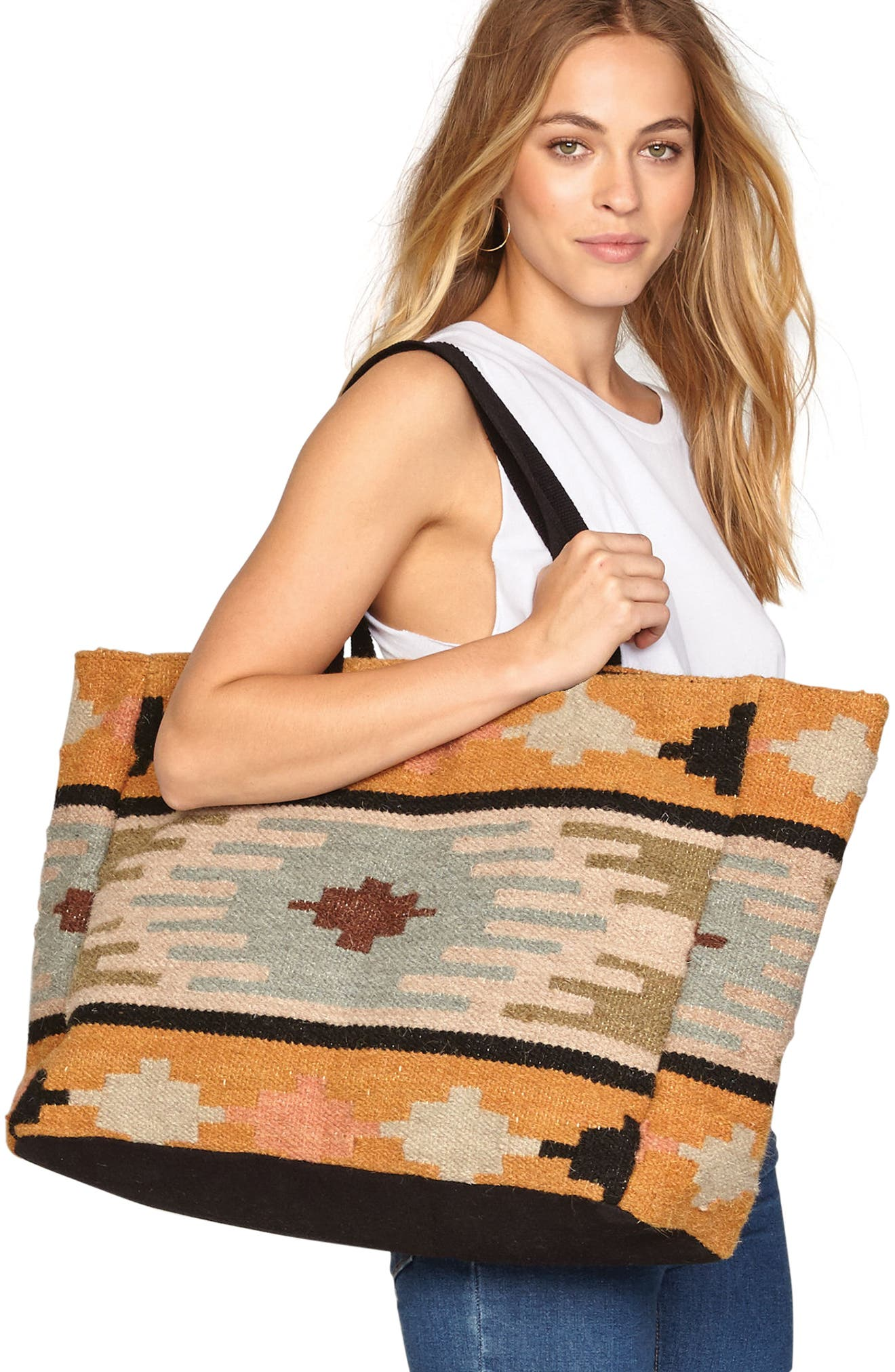 Permanent Vacation Tote,                             Alternate thumbnail 2, color,                             Multi