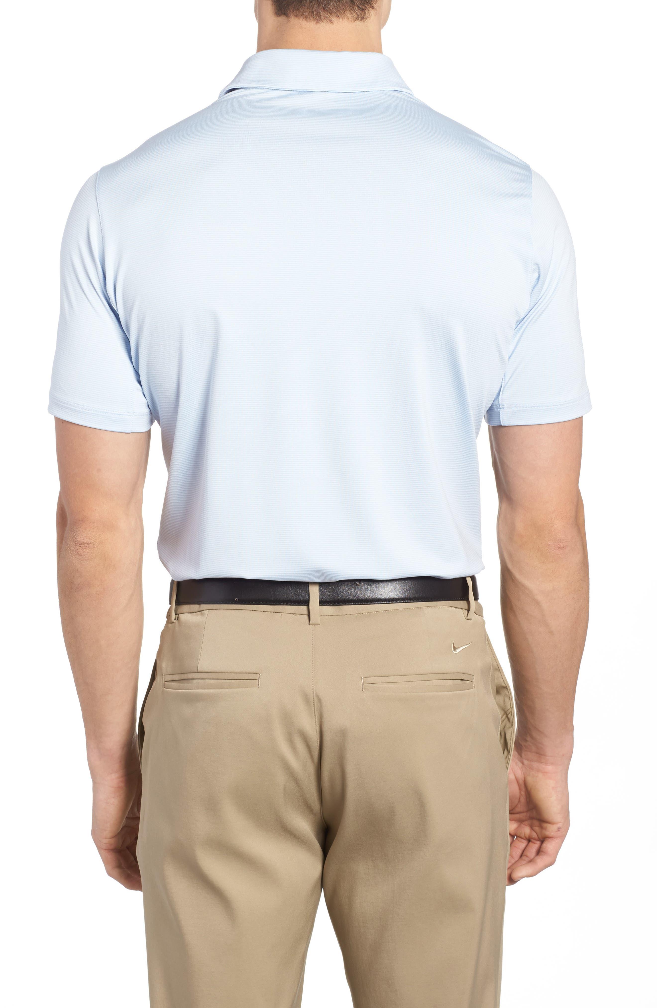 Alternate Image 2  - Nike Dry Control Stripe Polo