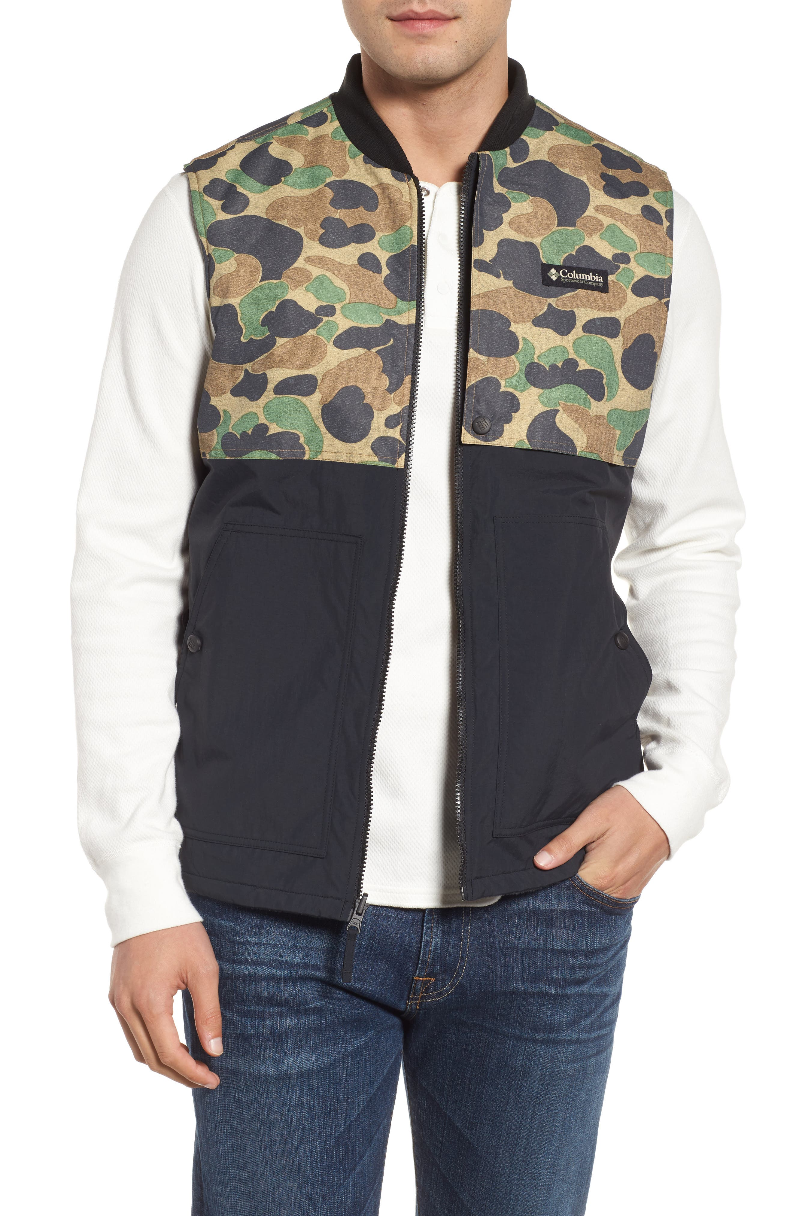 Main Image - Columbia Reversatility Vest