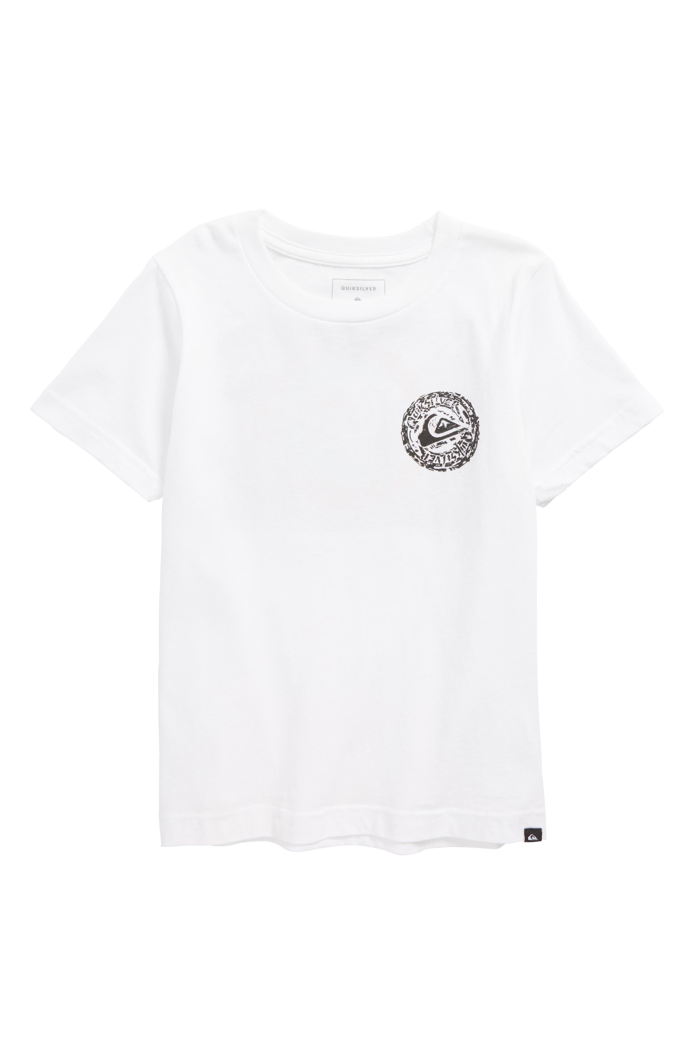 Elevens T-Shirt,                         Main,                         color, White