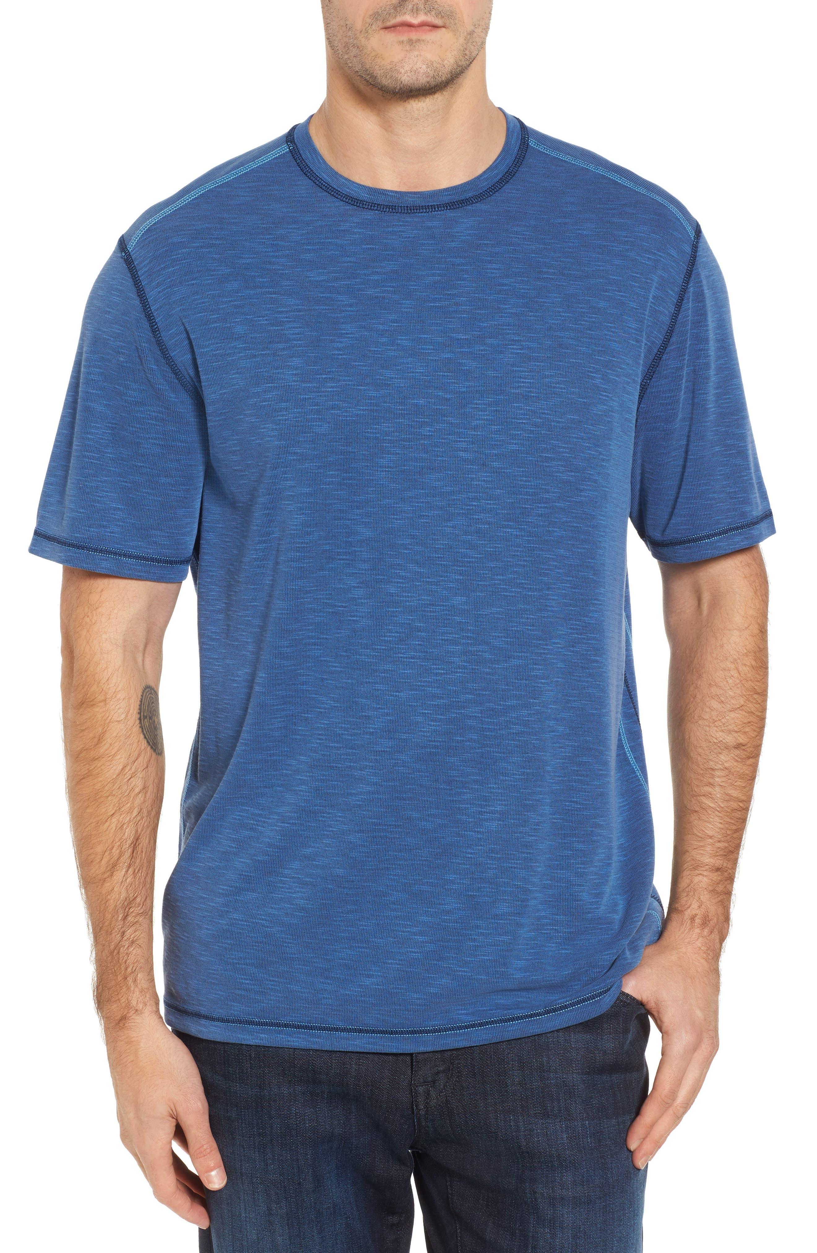 Flip Tide T-Shirt,                             Main thumbnail 1, color,                             Galaxy Blue
