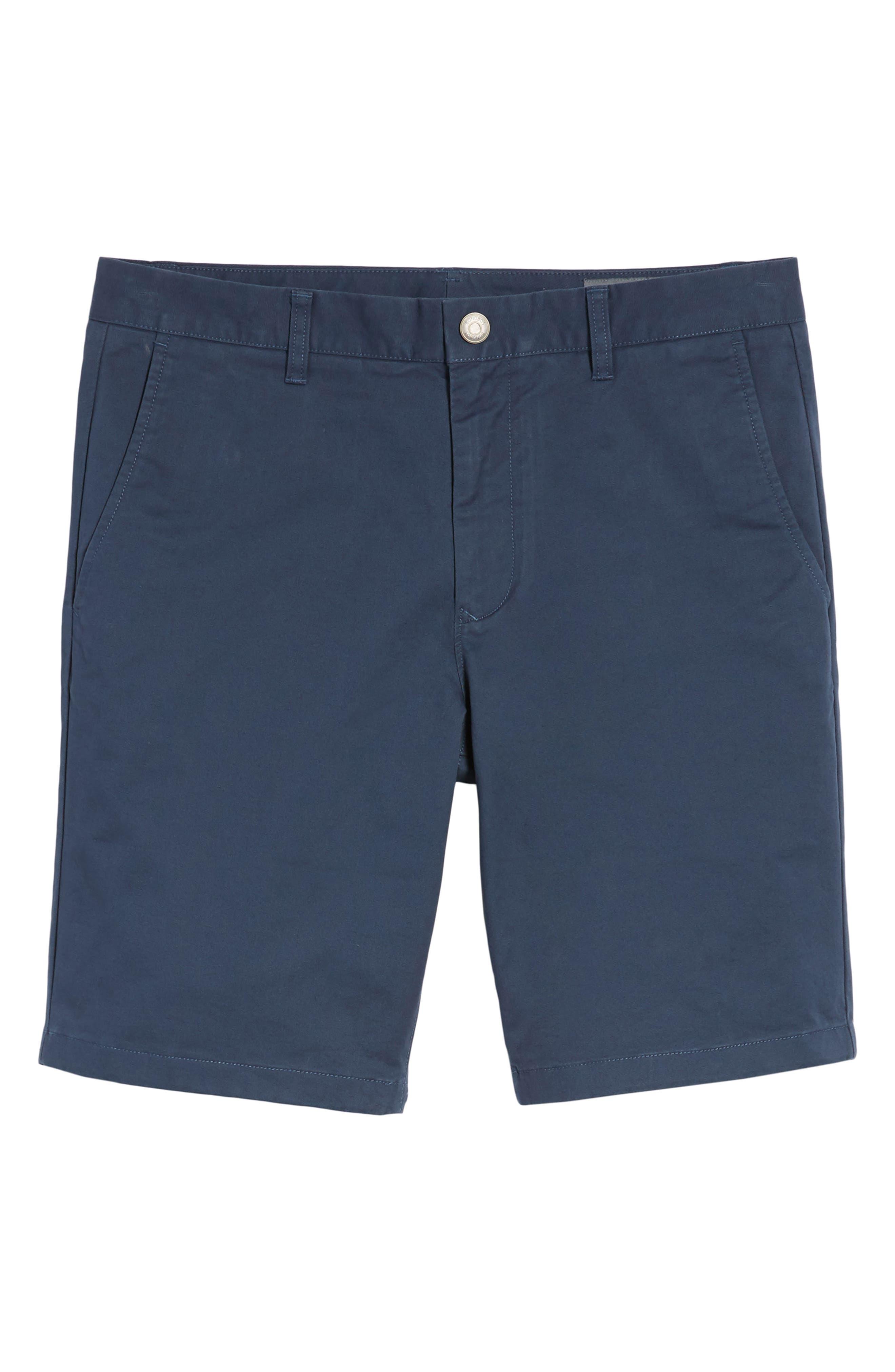 Alternate Image 6  - Bonobos Stretch Washed Chino 9-Inch Shorts