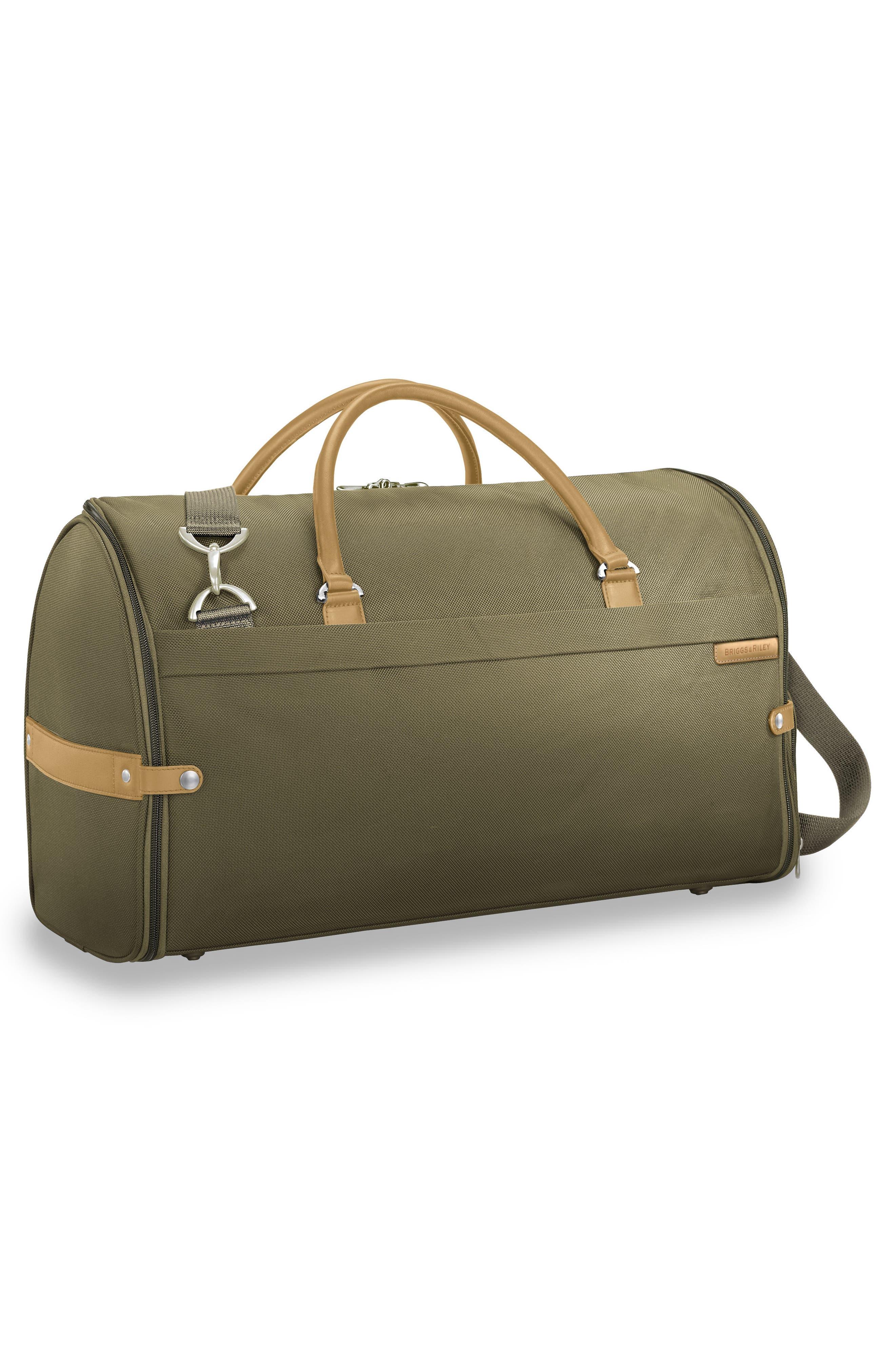 Alternate Image 7  - Briggs & Riley Baseline Suiter Duffel Bag