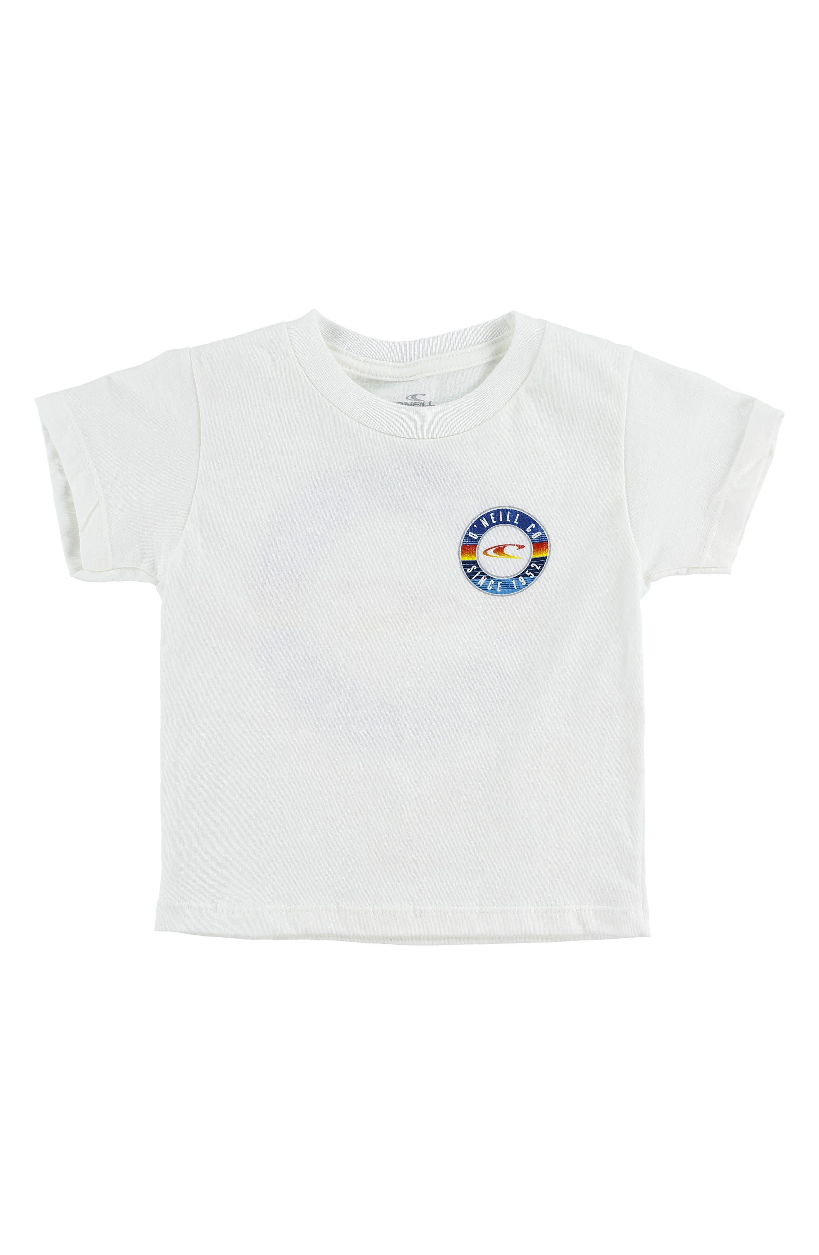 Main Image - O'Neill Supply Graphic T-Shirt (Little Boys & Big Boys)