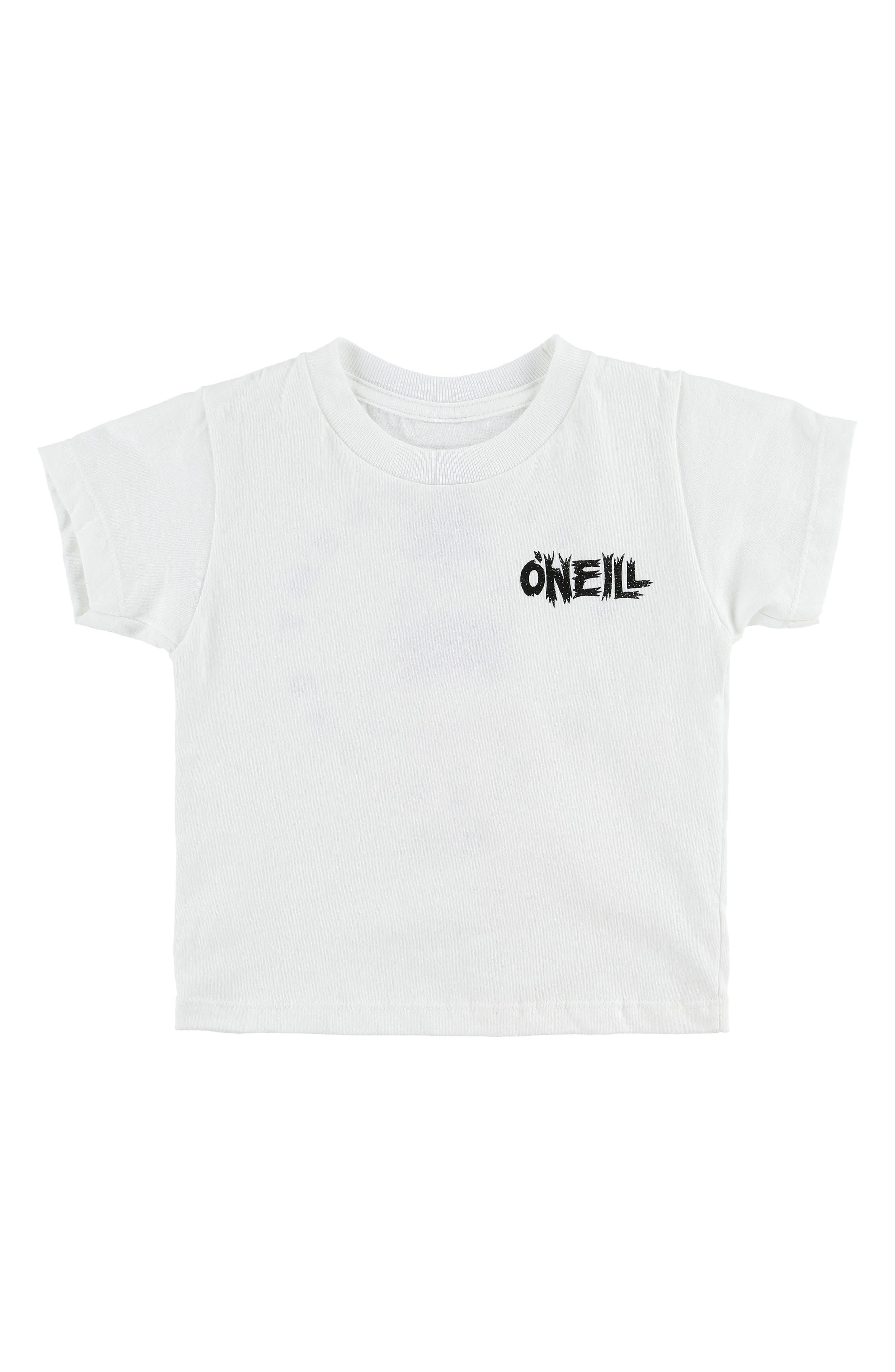 Main Image - O'Neill Enemy Graphic T-Shirt (Toddler Boys)