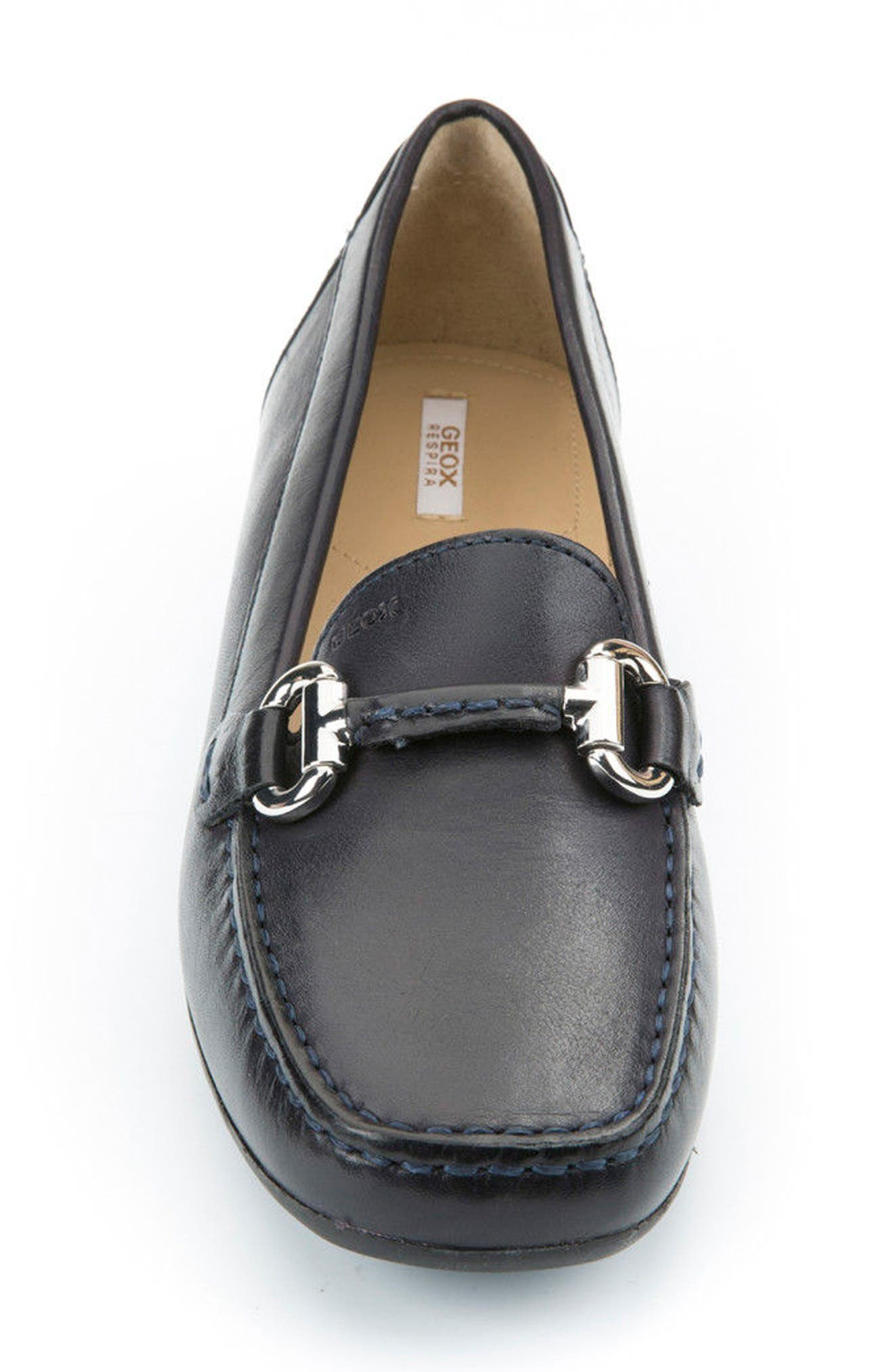 Alternate Image 4  - Geox Euro 67 Loafer (Women)