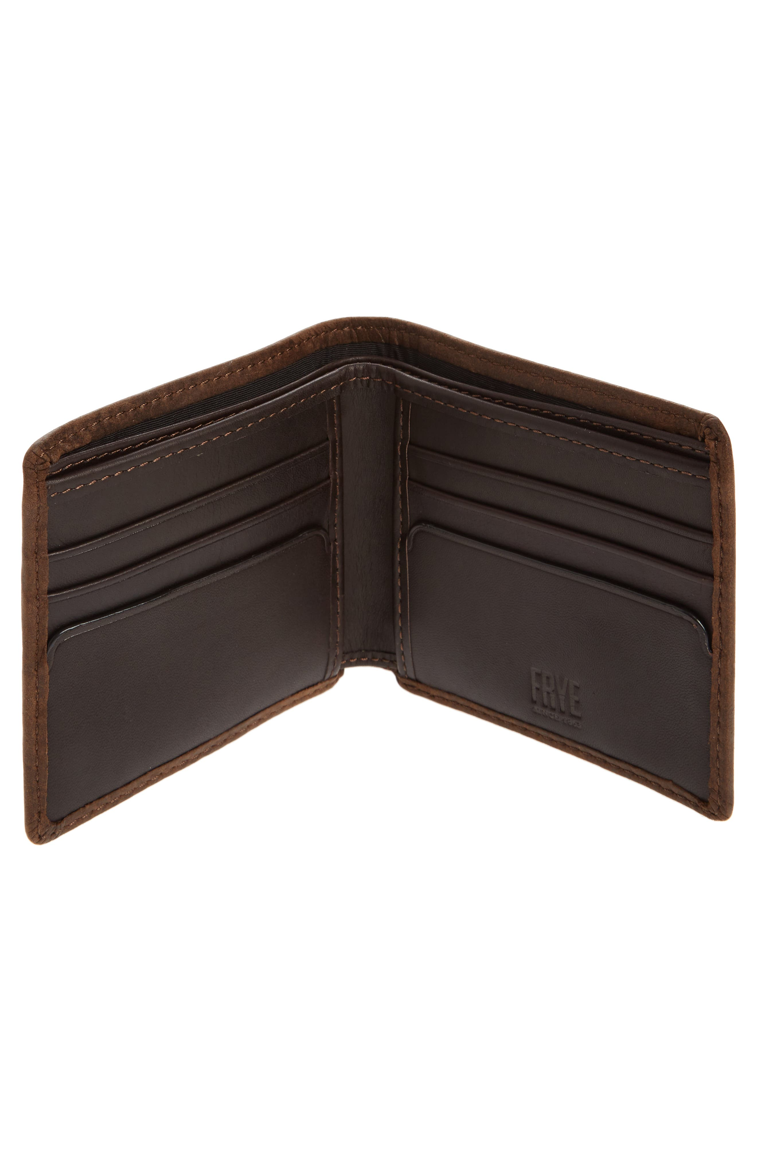 Alternate Image 2  - Frye Oliver Leather Wallet