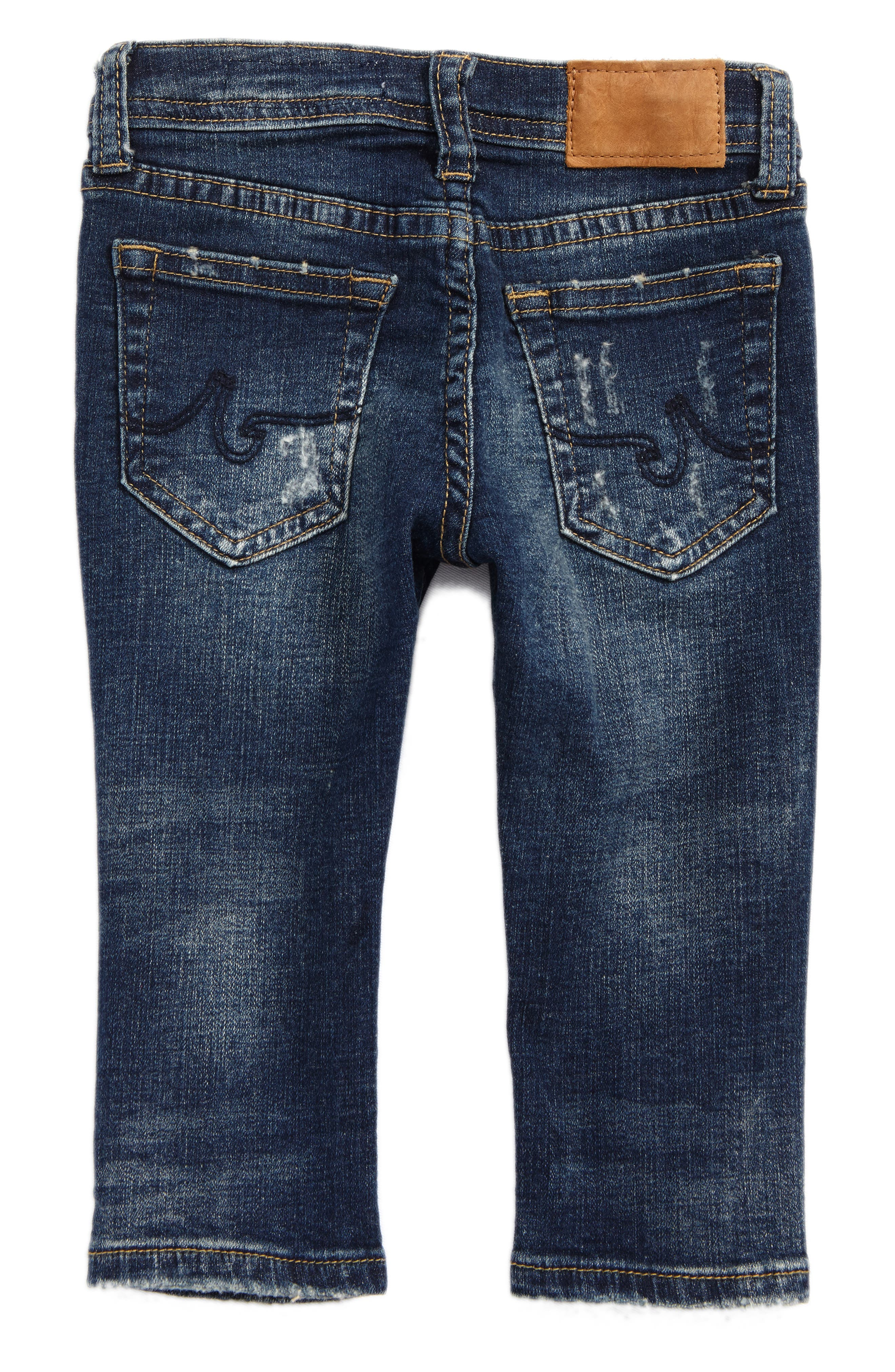 The Kingston Slim Jeans,                             Alternate thumbnail 2, color,                             Engine Wash