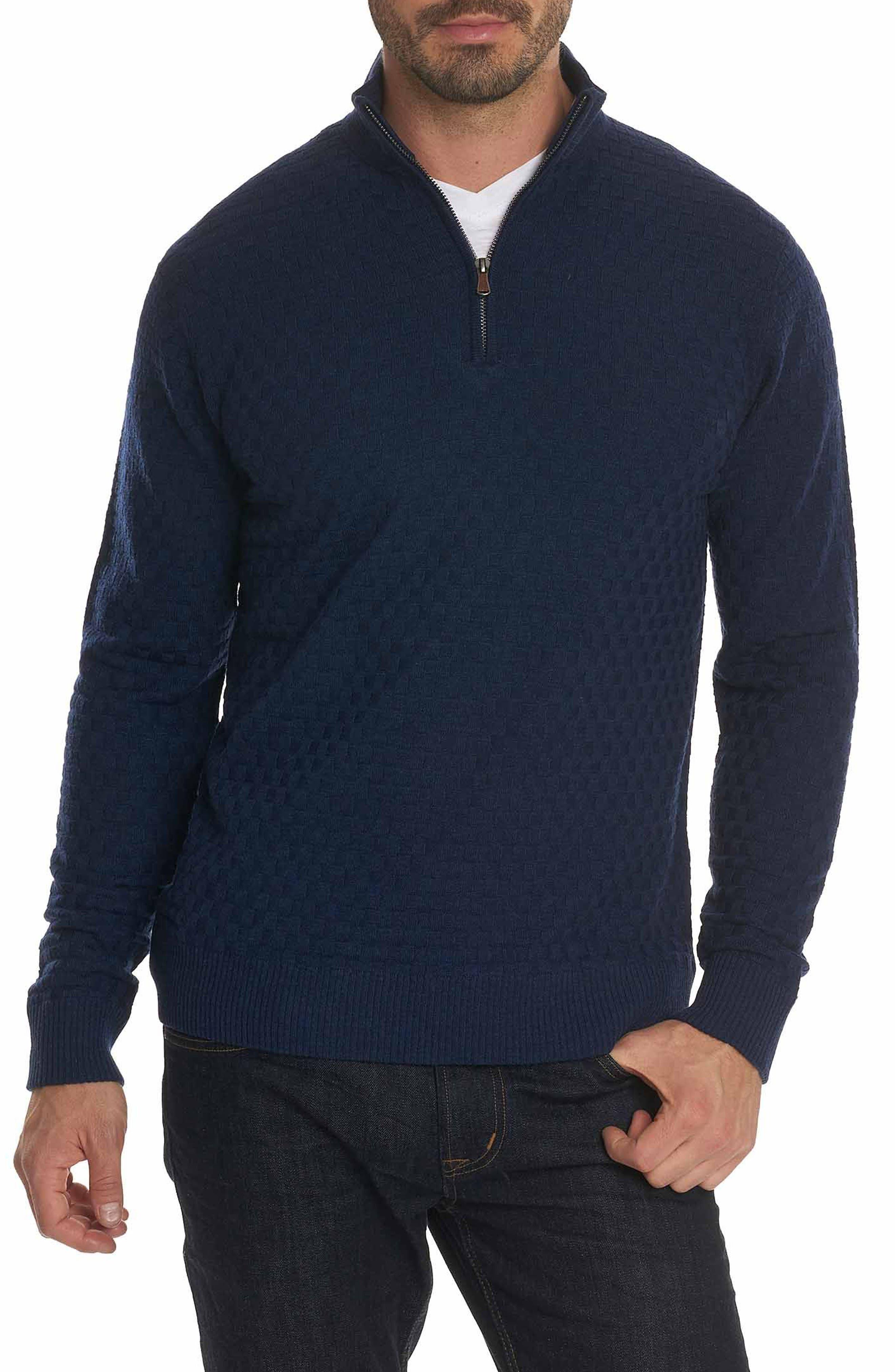 American Beech Wool Sweater,                             Main thumbnail 1, color,                             Navy