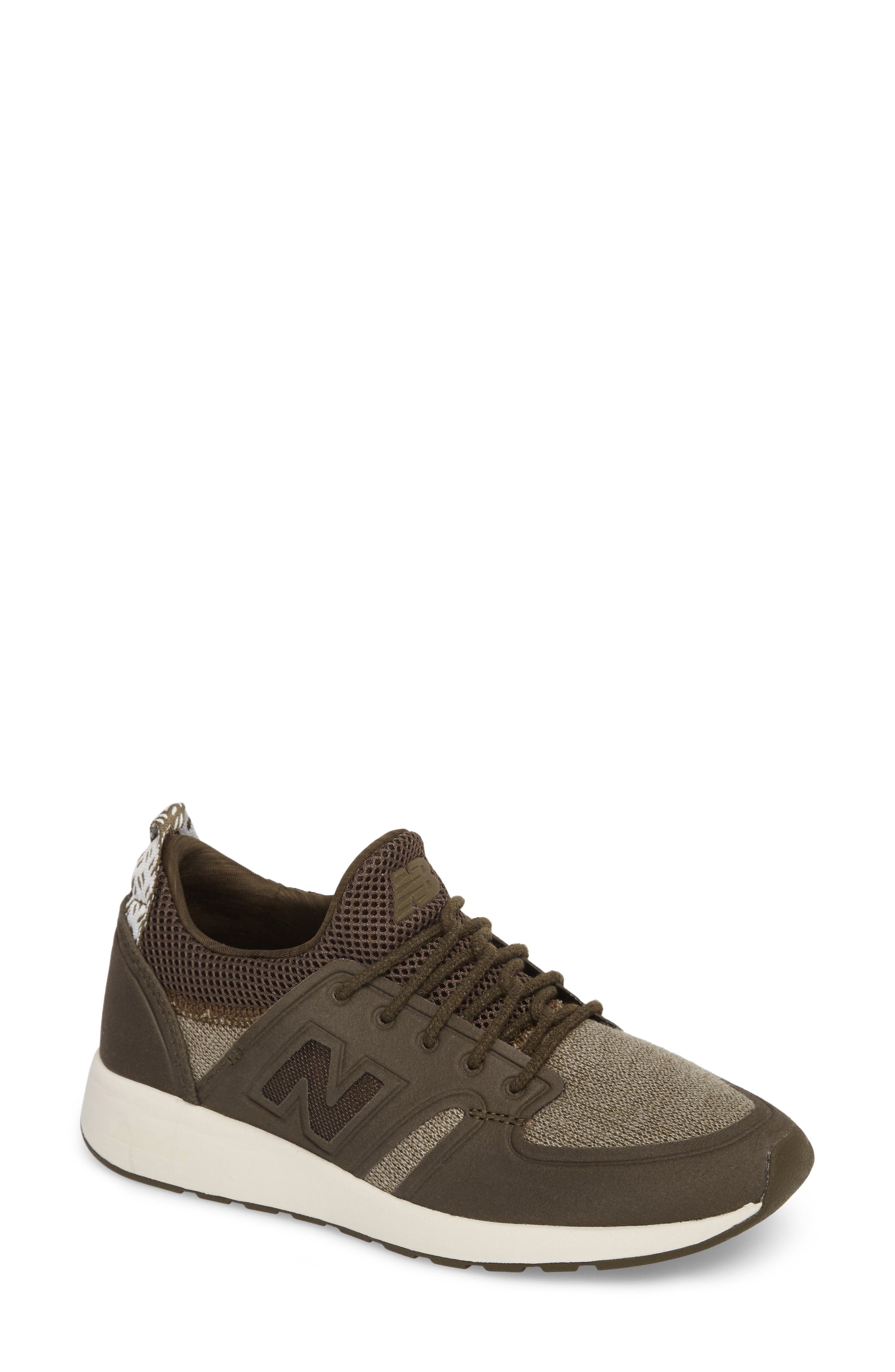 Alternate Image 1 Selected - New Balance 420 Slip-On Sneaker (Women)