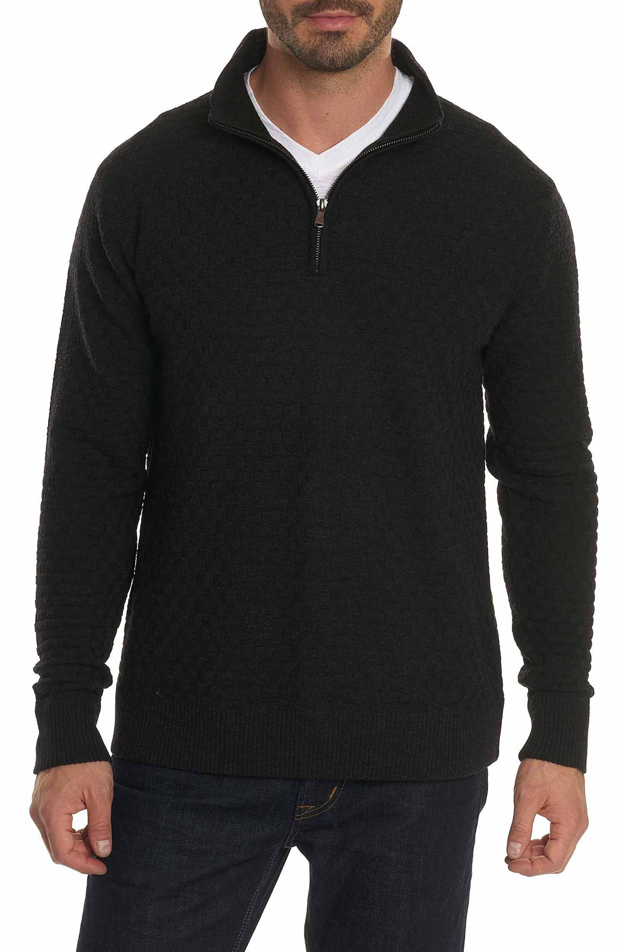 Robert Graham American Beech Wool & Cashmere Sweater