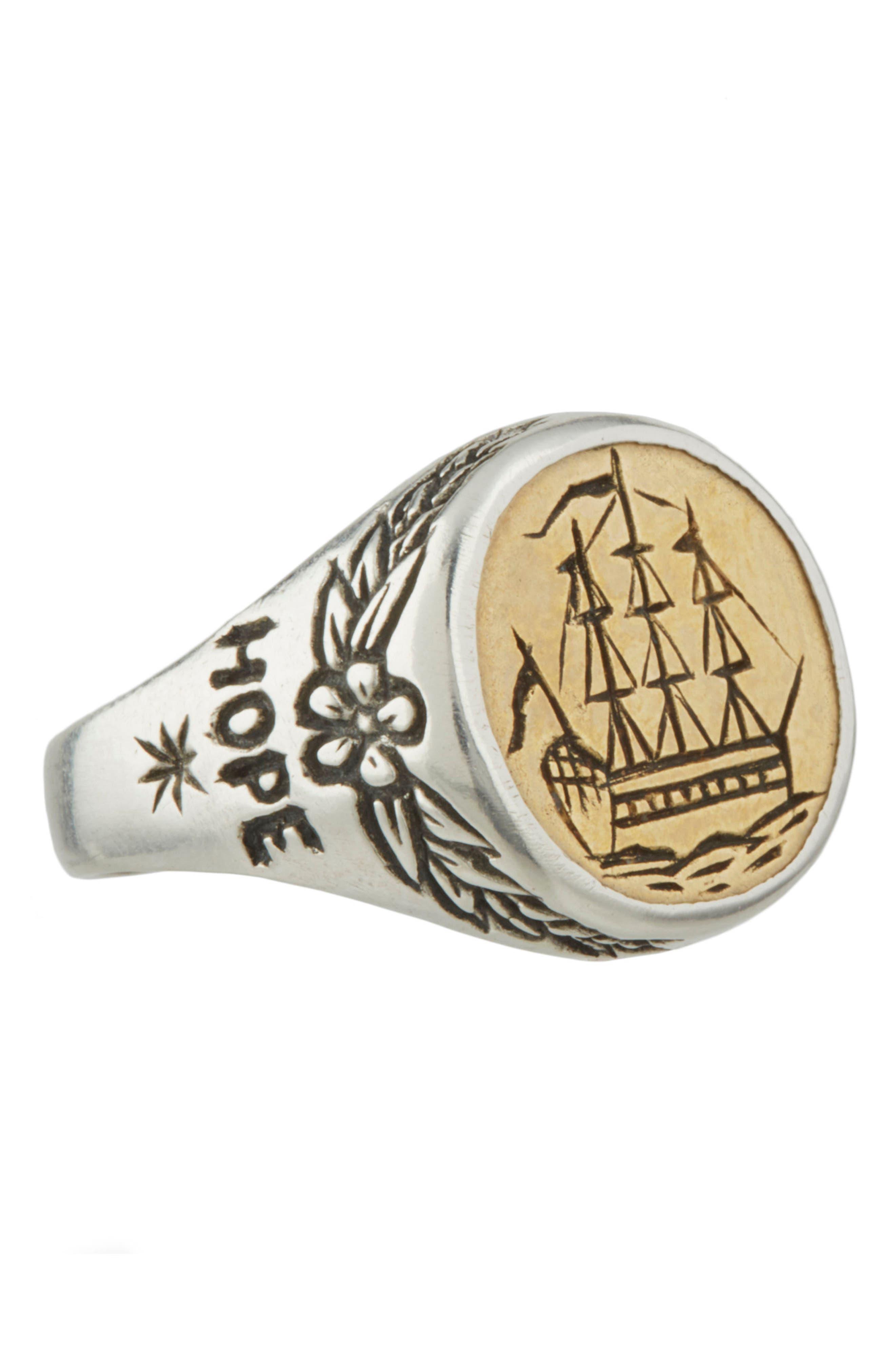 Alternate Image 3  - Lewis Henry Nicholas Albion Ring